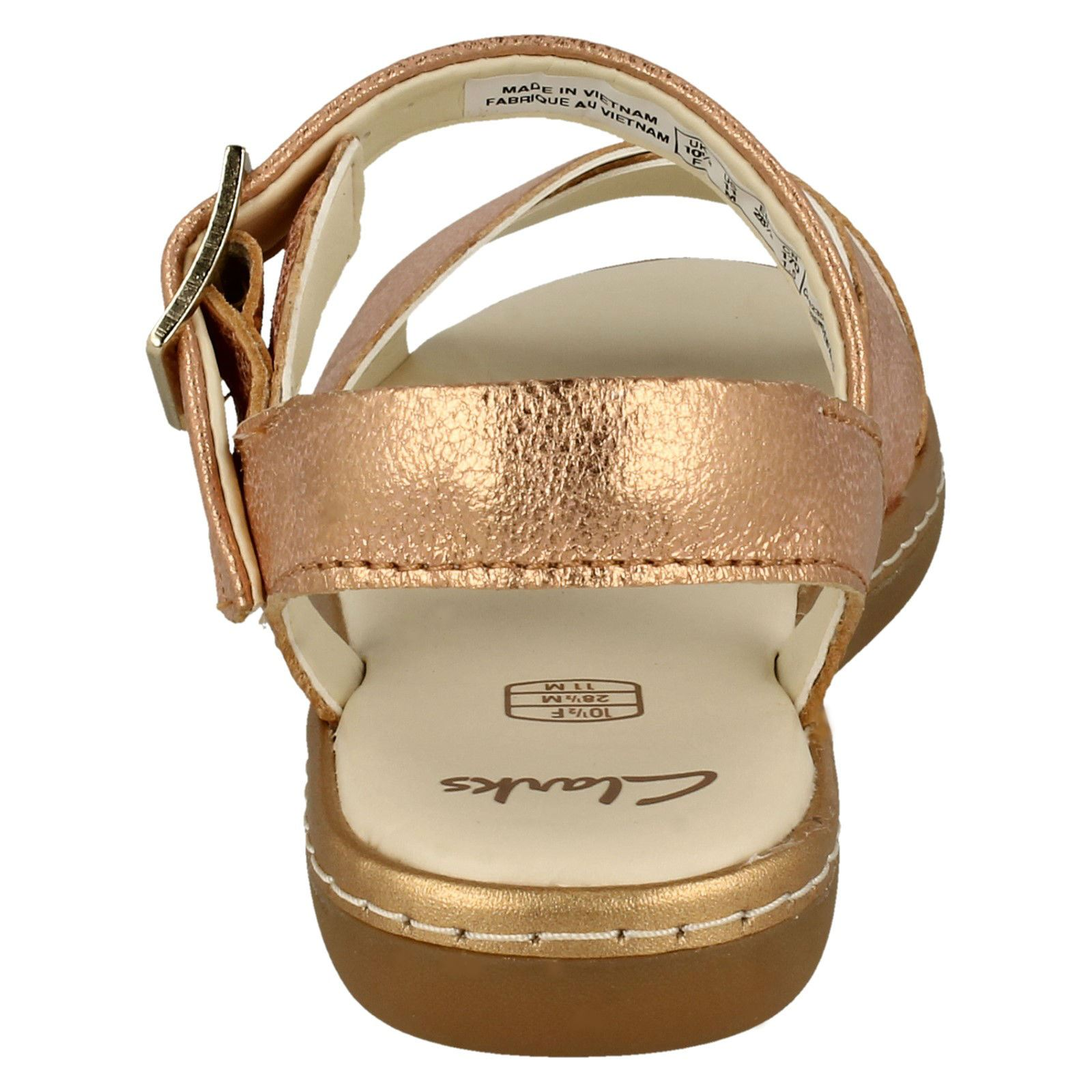 clarks sandalen mädchen