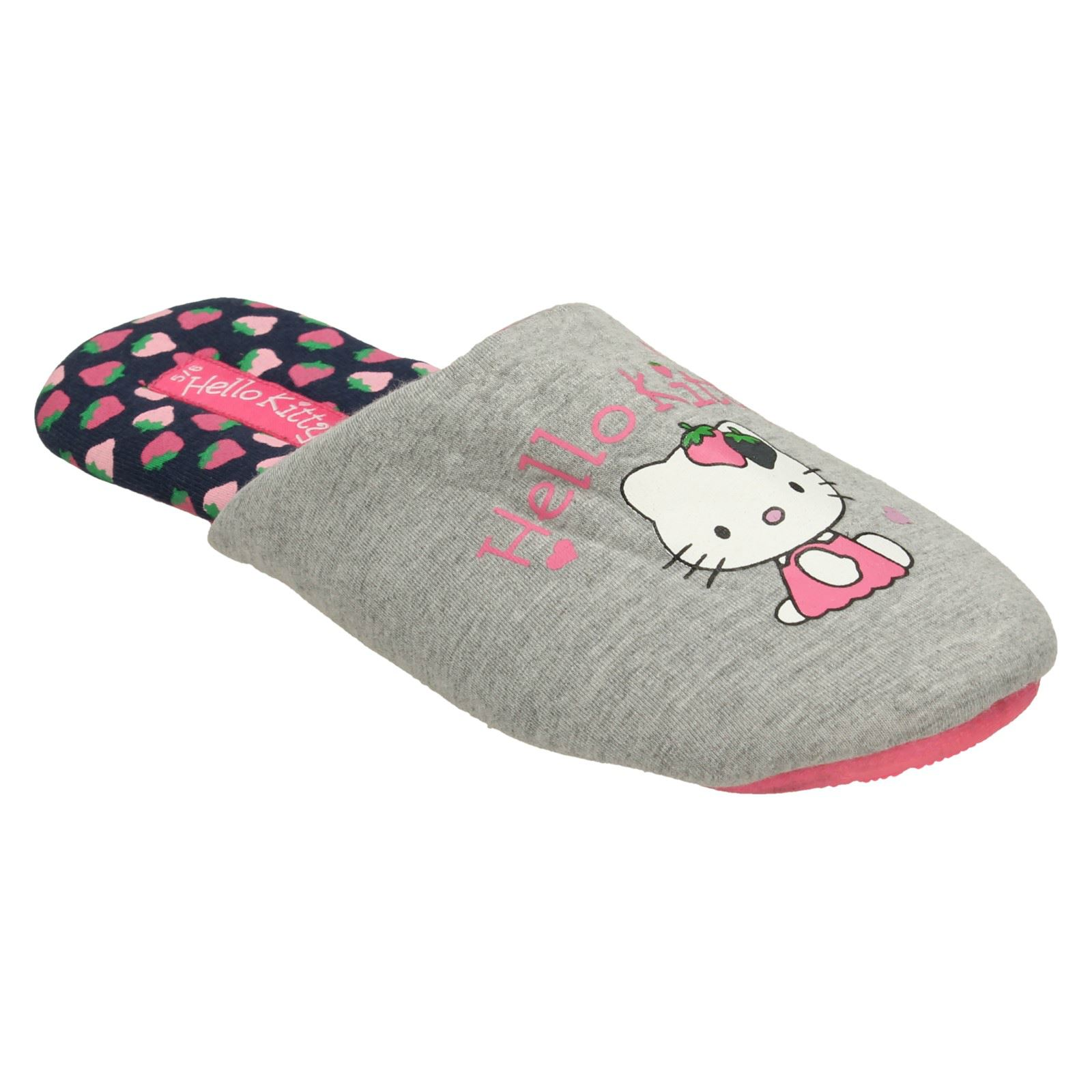 Hello Kitty Chicas-Mula Pantufla