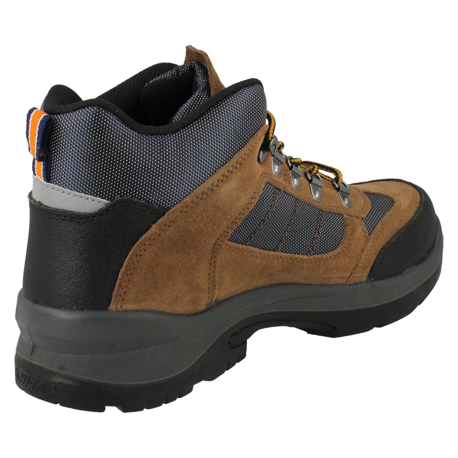 New HI-TEC Size UK 7 Men/'s Hiking // Walking Boots QUADRA MID WP EU 41