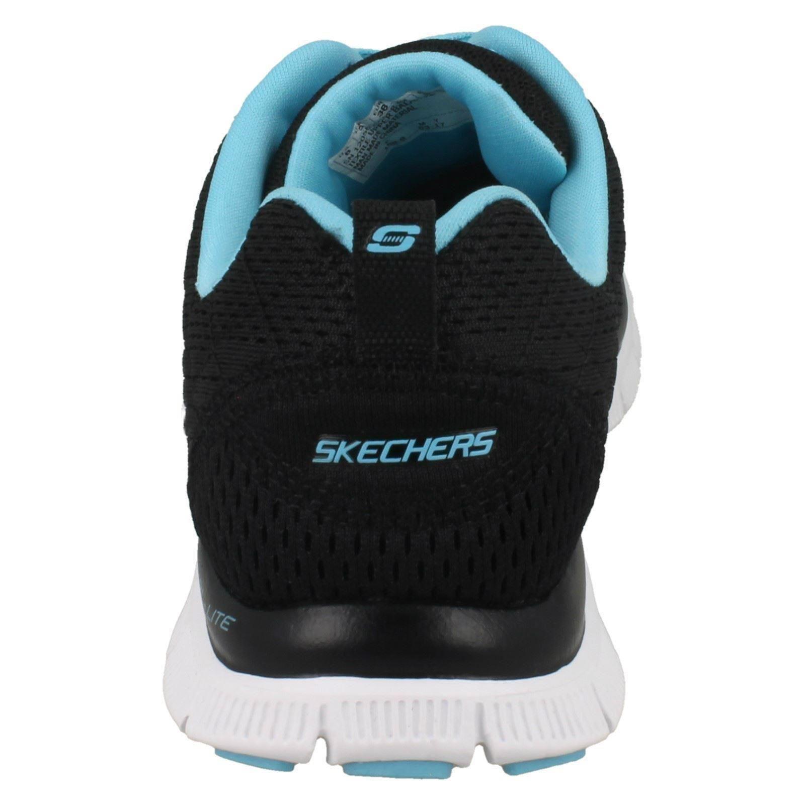 Ladies Skechers Flex Flex Flex Appeal Trainers  Obvious Choice  2fe0e6