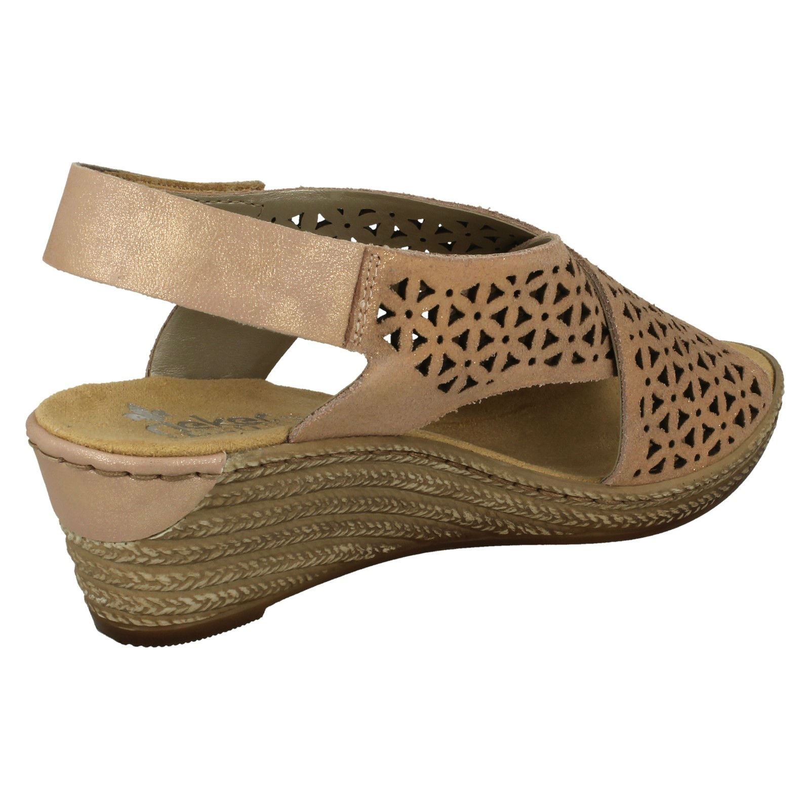 mesdames rieker coincée au pied sandale sandales sandales sandales  62484 | Sale Online  1eac47