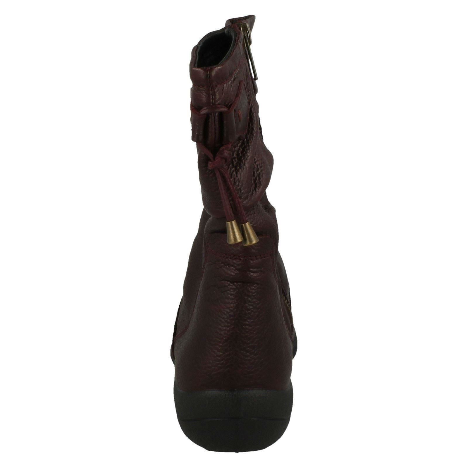 Femmes Padders la hauteur de Mollet Bottes Décontractées-Regan 9027d6