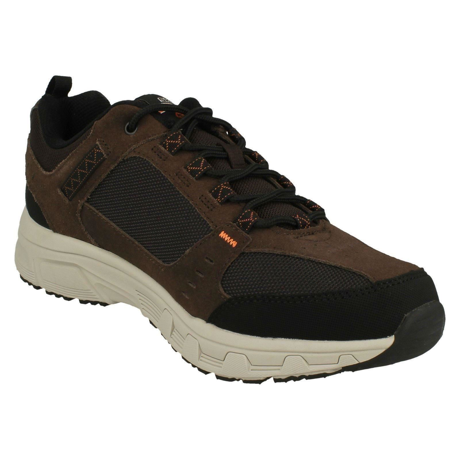 Herren Herren Herren Skechers Spitze Up-Trainer Eiche Canyon 70a8f5