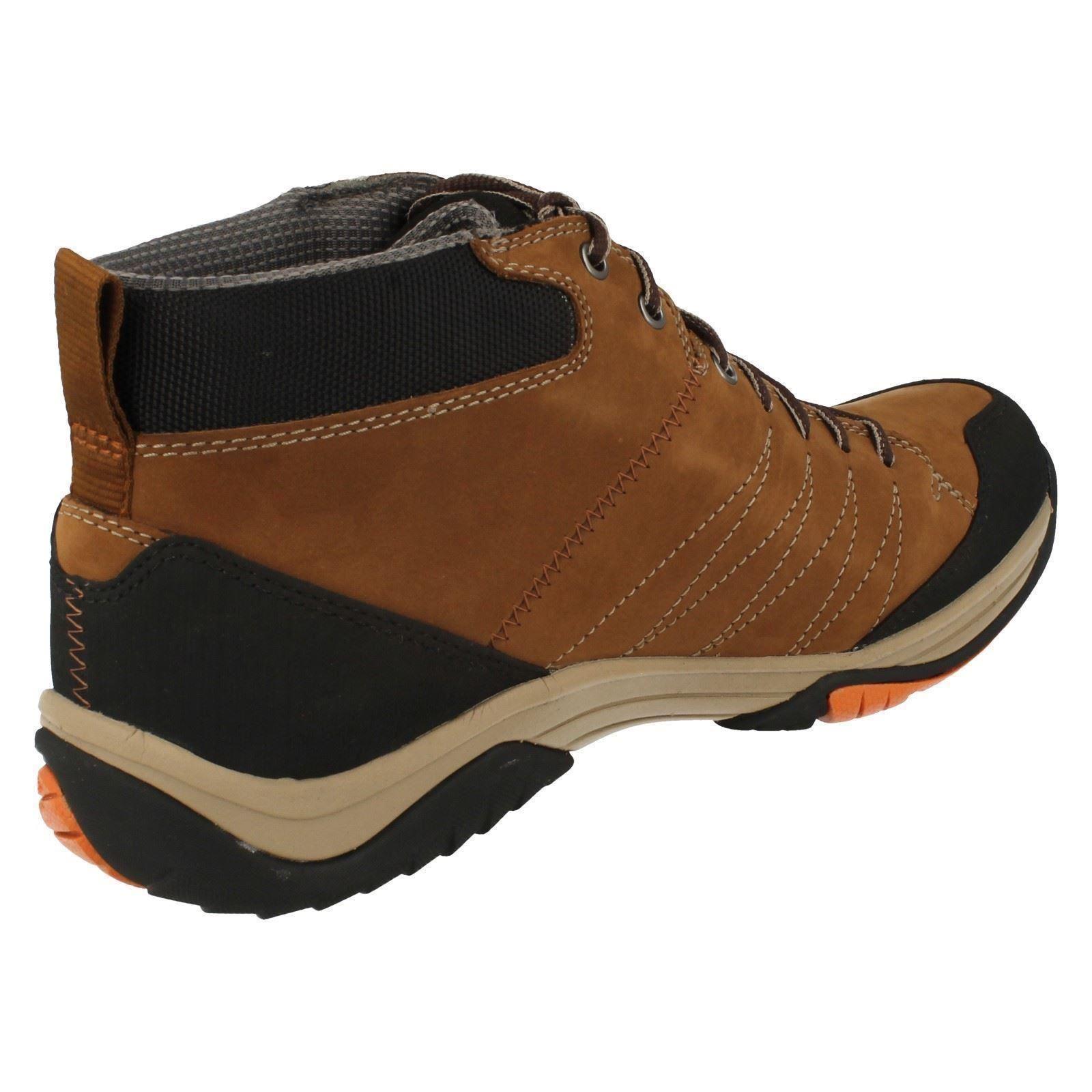 Hombre Clarks Ankle botas botas botas Baystoneup GTX 50b28c