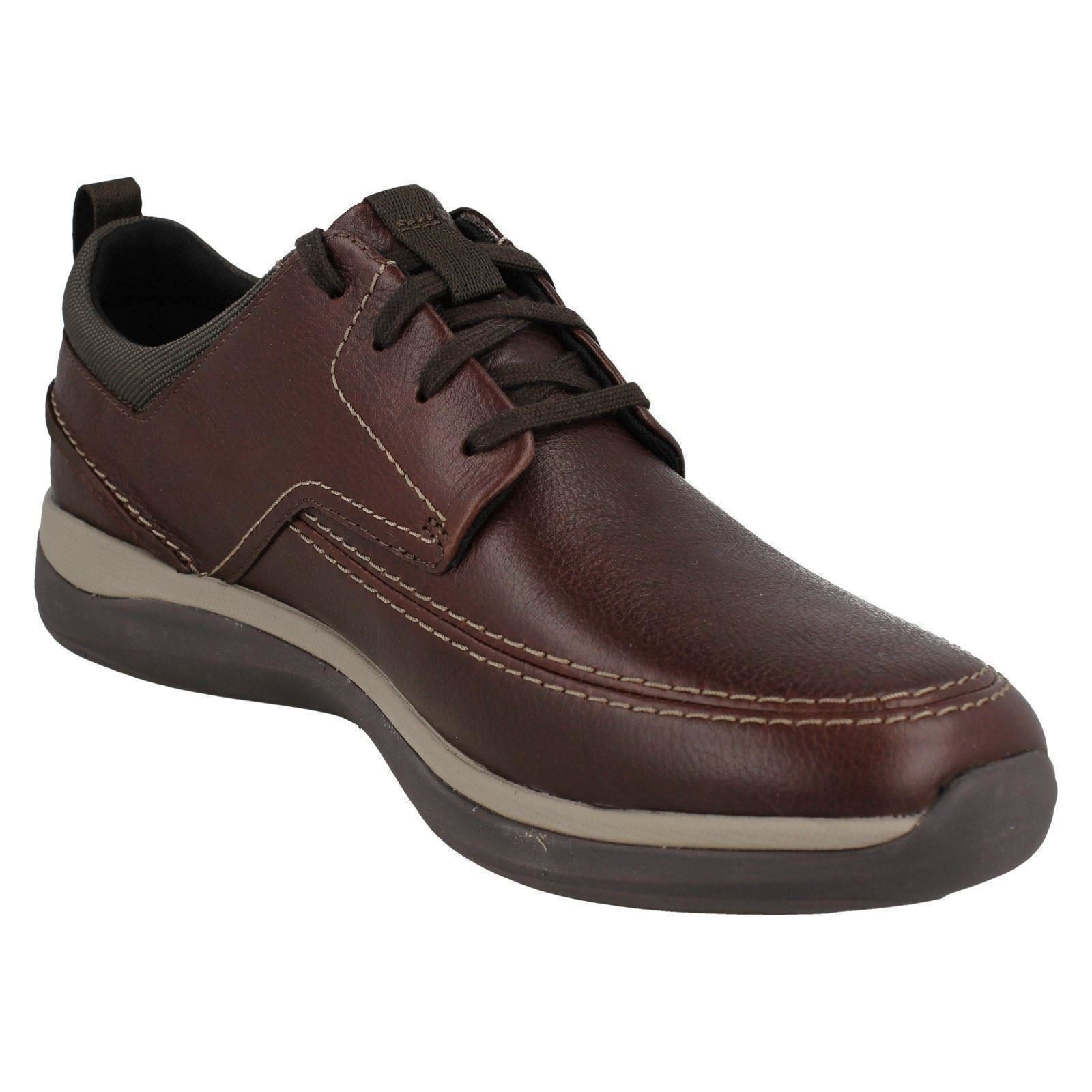 Mens-Unstructured-by-Clarks-Lace-Up-Shoes-039-Garratt-Street-039 thumbnail 16