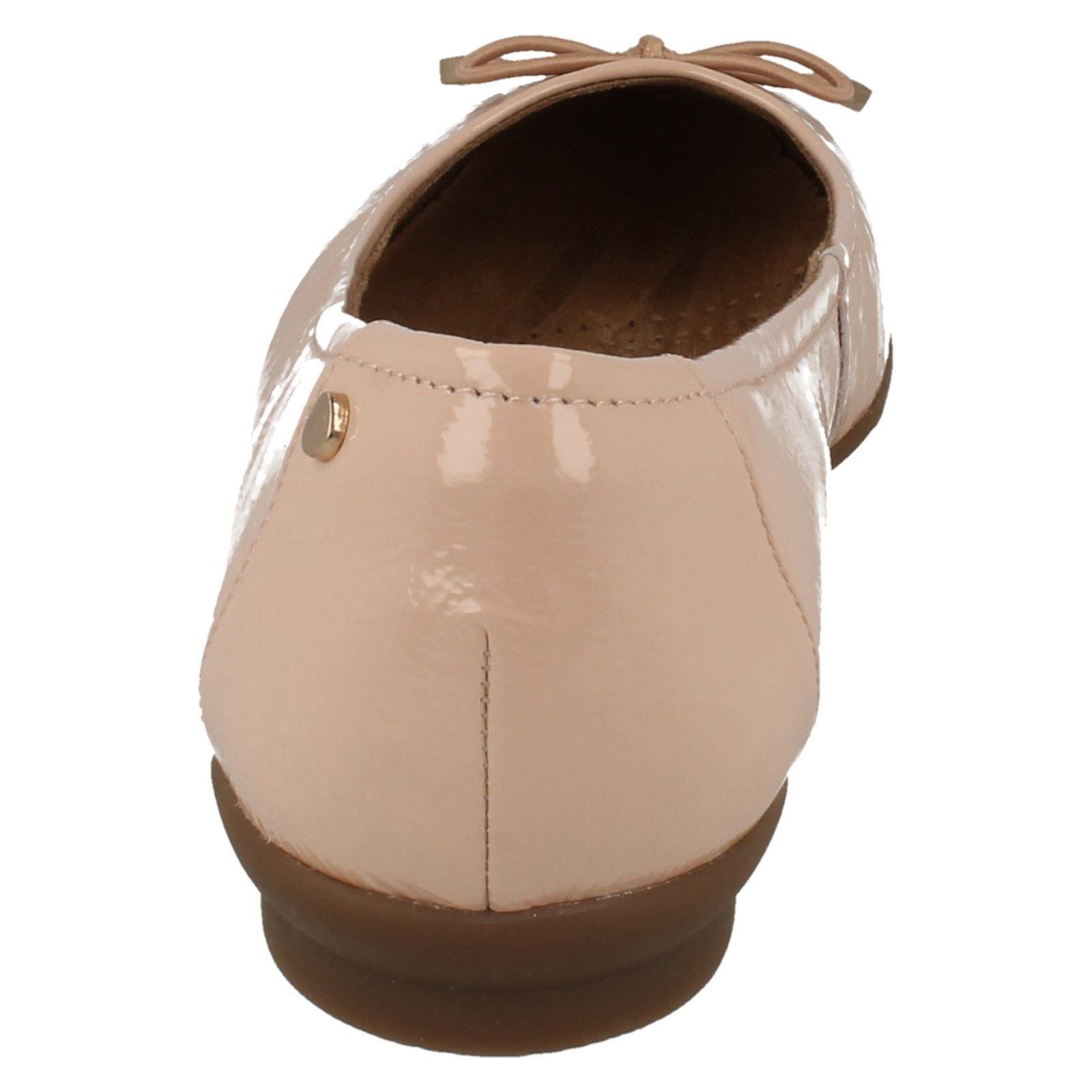 Ladies Clarks Ballerina Style Style Style Pumps 'Candra Light' c42bdc