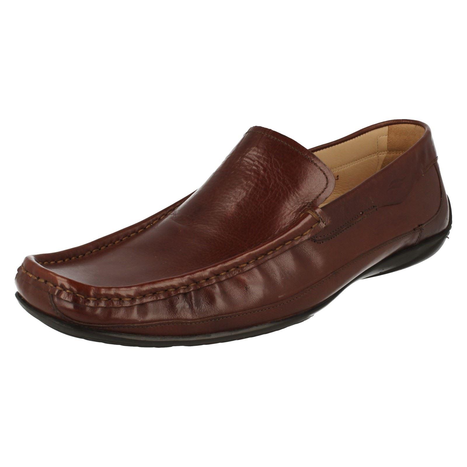 Herren Grenson Slip On Schuhe Garda