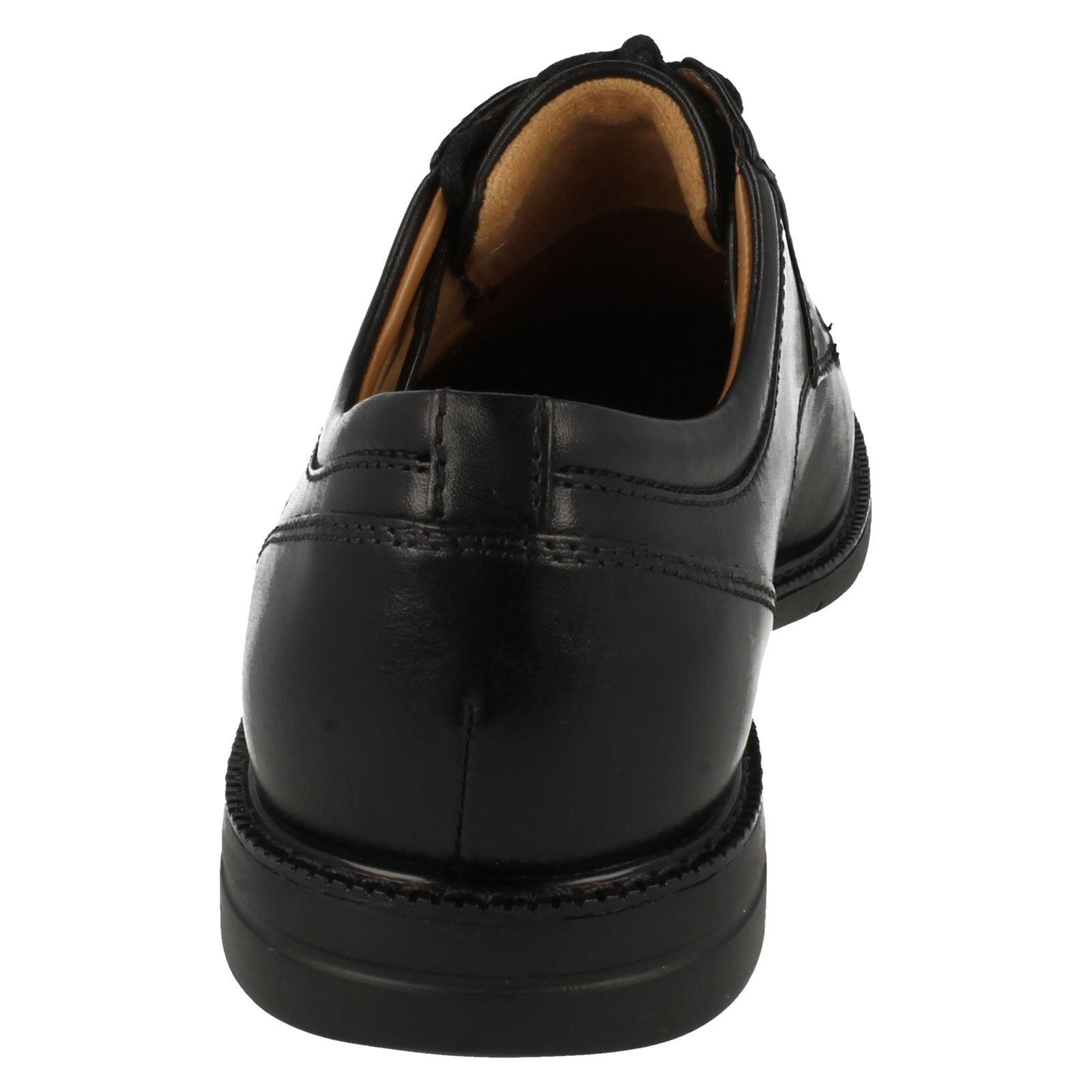 Mens Lace Clarks Formal Lace Mens Up Shoes Bilton Walk 5efd3a