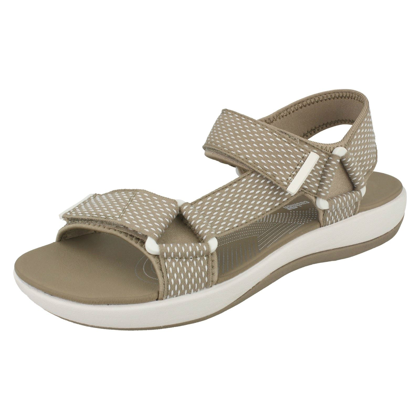 donna CLARKS Brizo CADY casual cloudsteppers Sandali