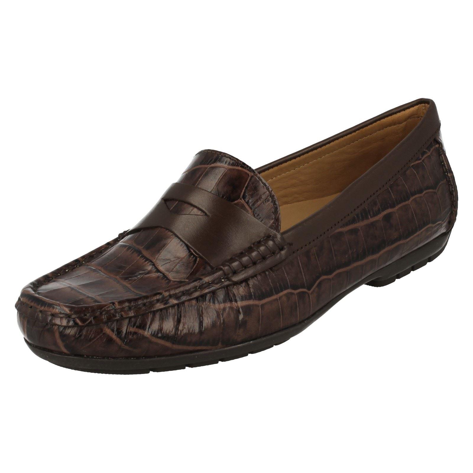 fa149313fb28 Ladies Van Dal Smart Leather Loafers Lisle