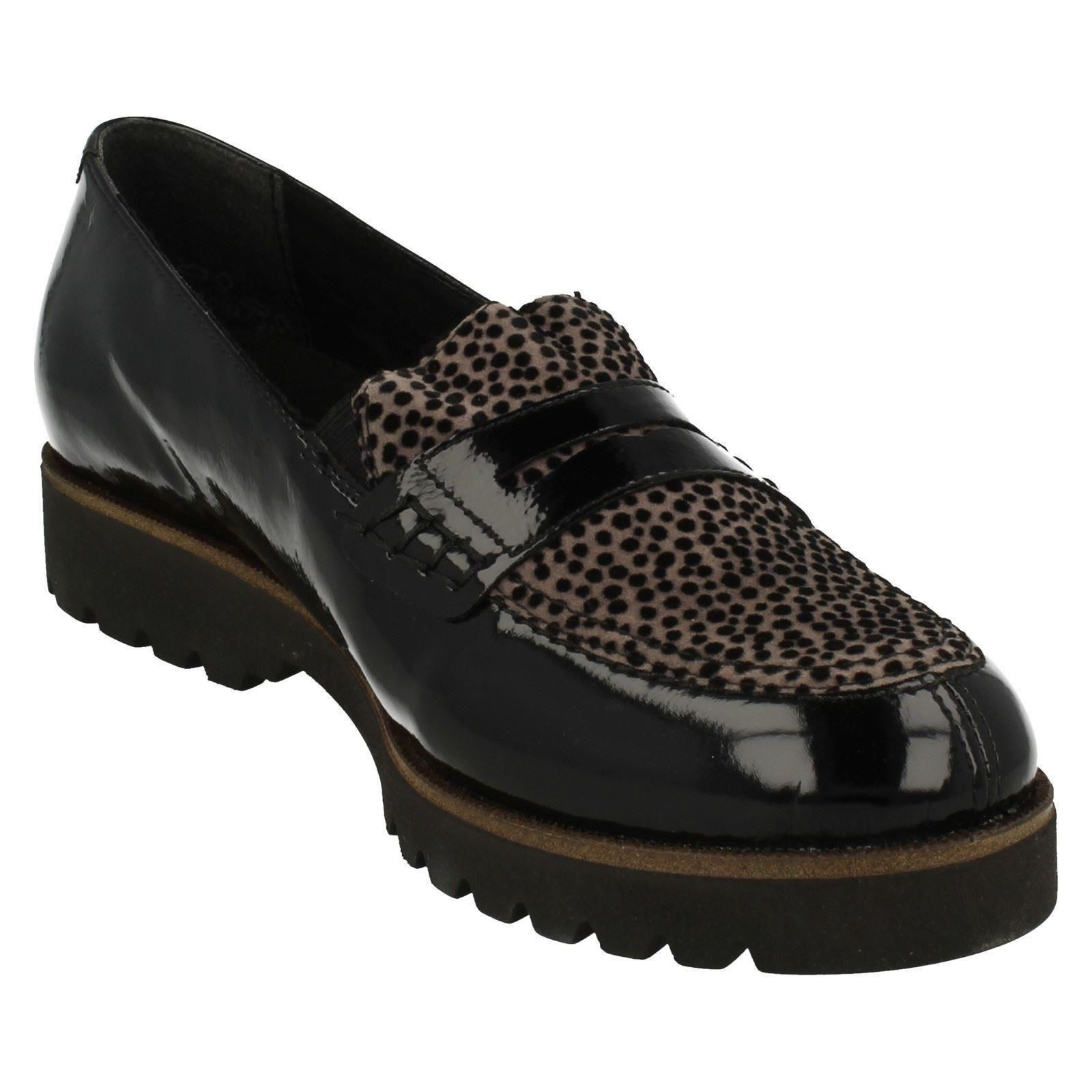 Ladies Remonte Shoes Loafer Style Shoes Remonte 'D0101' fac10c