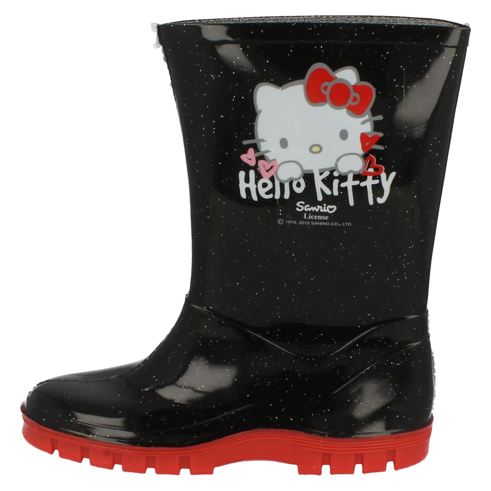 Chicas HELLO KITTY Wellingtons