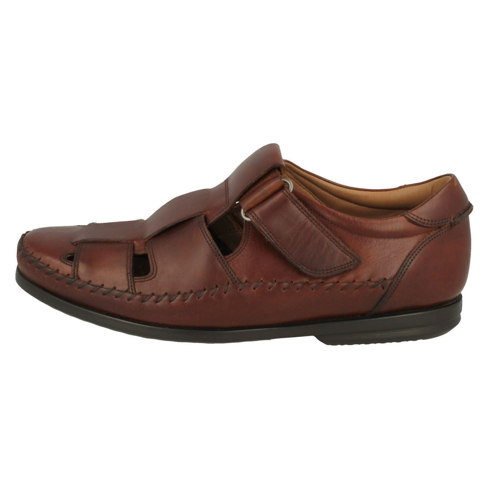Mens Clarks Casual Casual Casual Strapped Sandals 'Un Gala Strap' 9cf540