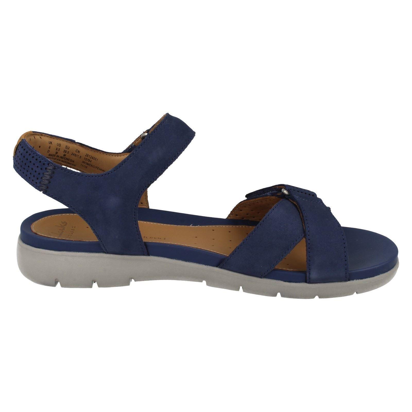 a45bc2ac7d74 Ladies-Clarks-Casual-Sandals-039-Un-Saffron-039 thumbnail