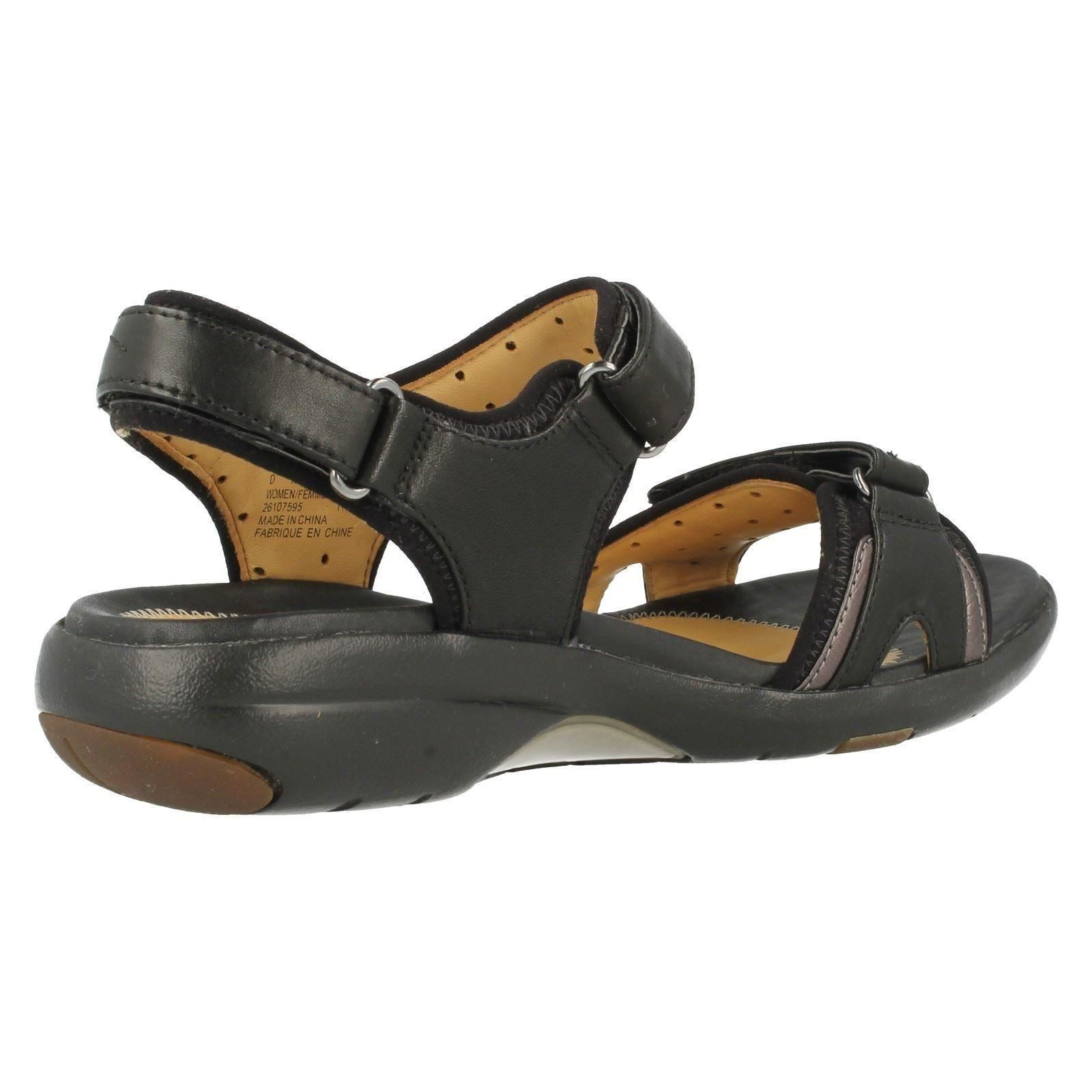 Ladies Clarks Unstructured Sandals Un Harbour