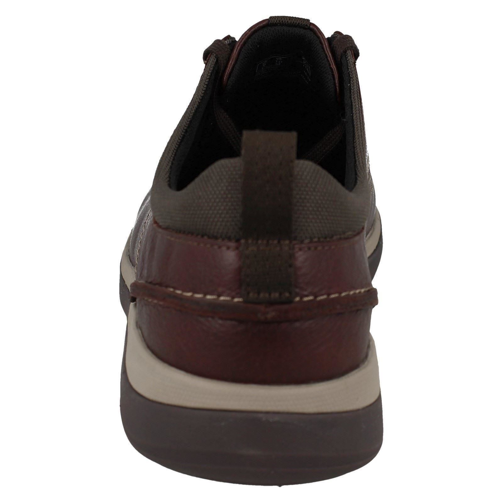 Mens-Unstructured-by-Clarks-Lace-Up-Shoes-039-Garratt-Street-039 thumbnail 17