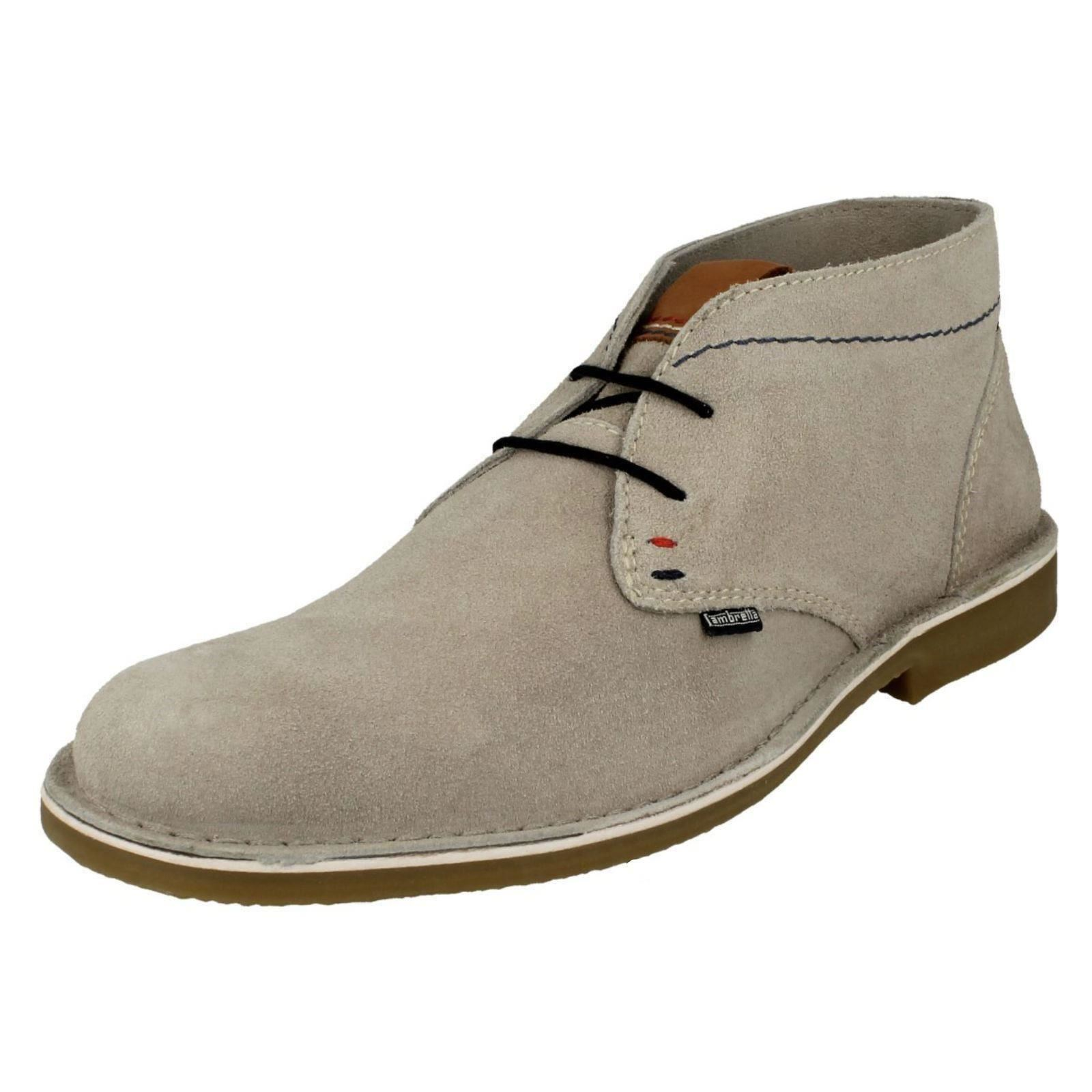Herren Lambretta Casual Desert Boot Light Beige Brighton UK  6   UK   ffd485