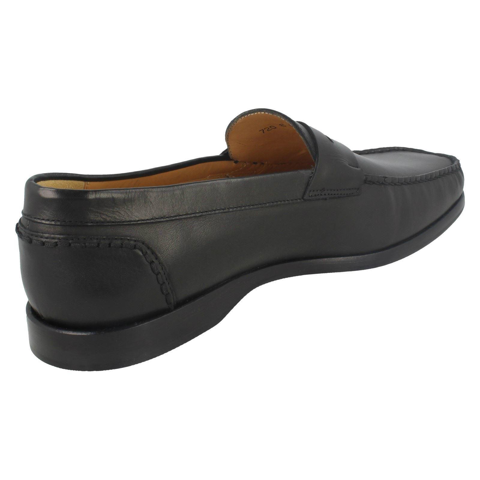Mens Grenson Newport Slip Slip Newport On Shoes f15e10