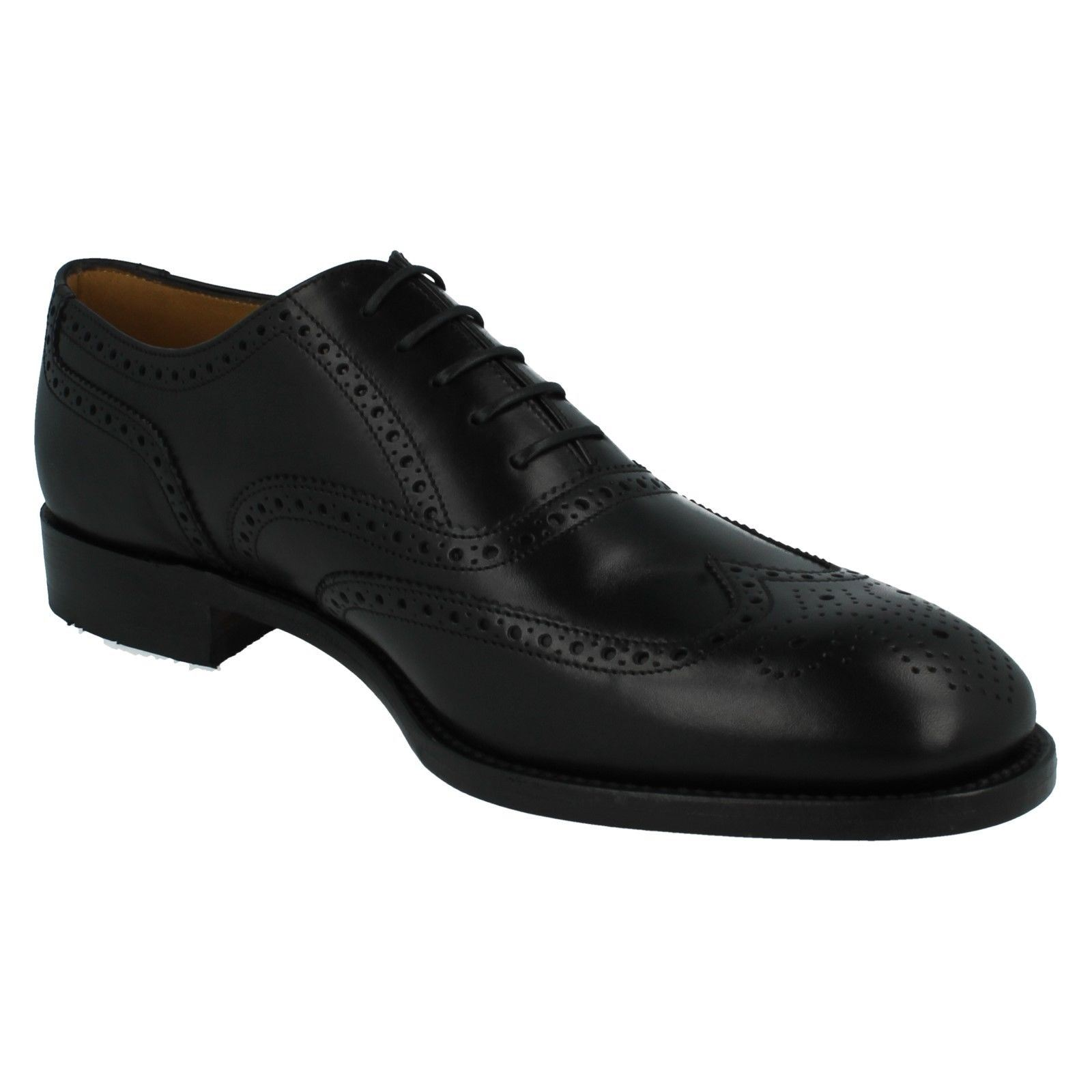Herren Loake Leder Lace Schuhes Up Smart Brogue Schuhes Lace Severn2 ca174d