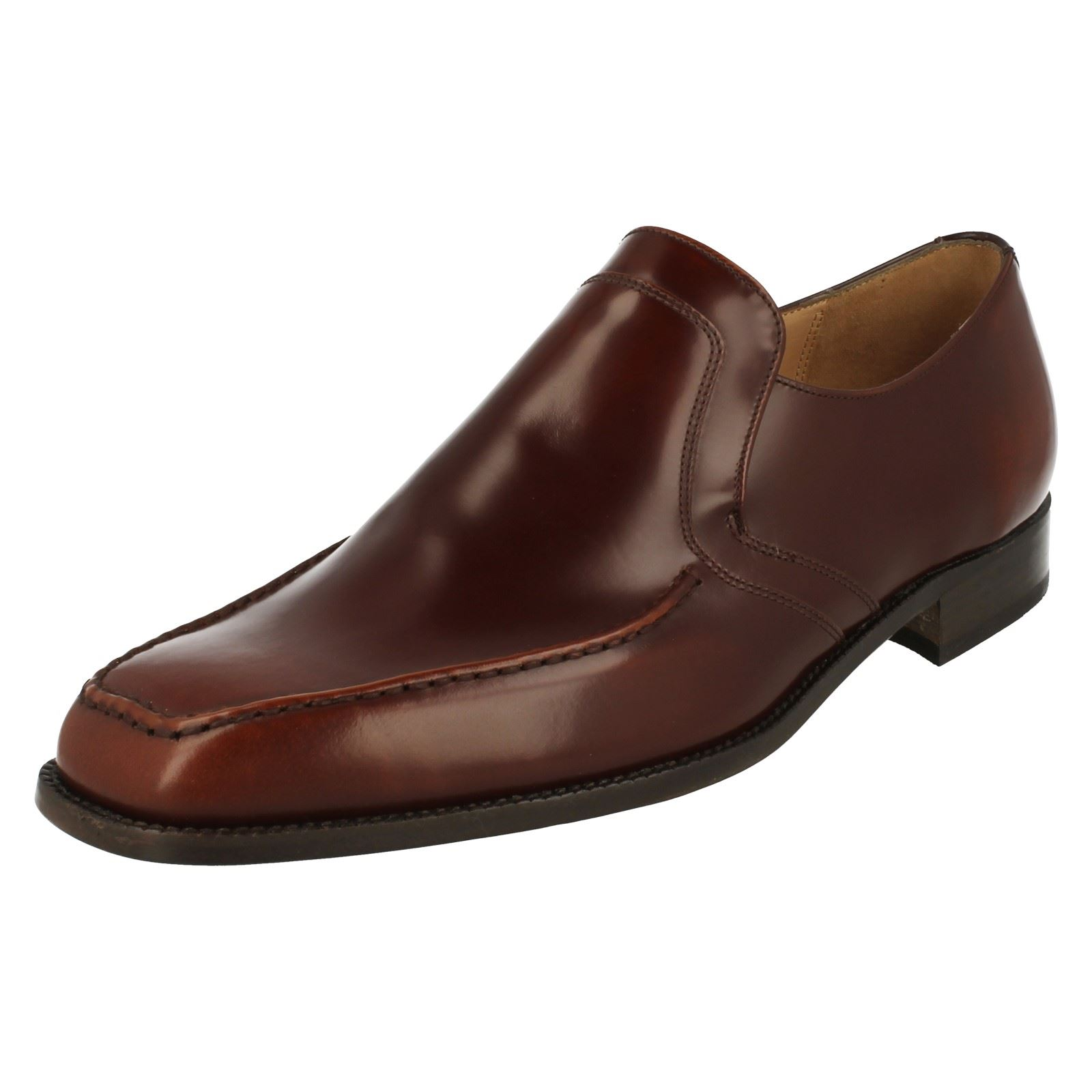 Mens Grenson Moccasin Styled Shoes Ripon