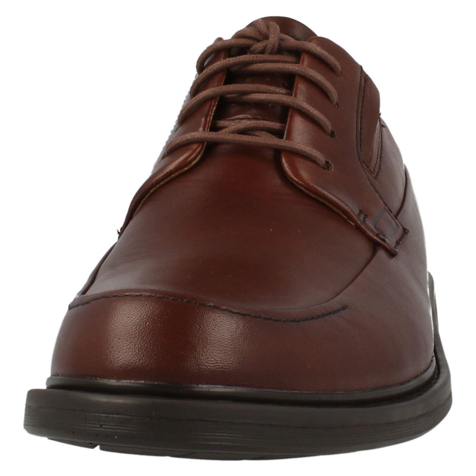 Mens Clarks Formal Lace Up Shoes Drexlar Time