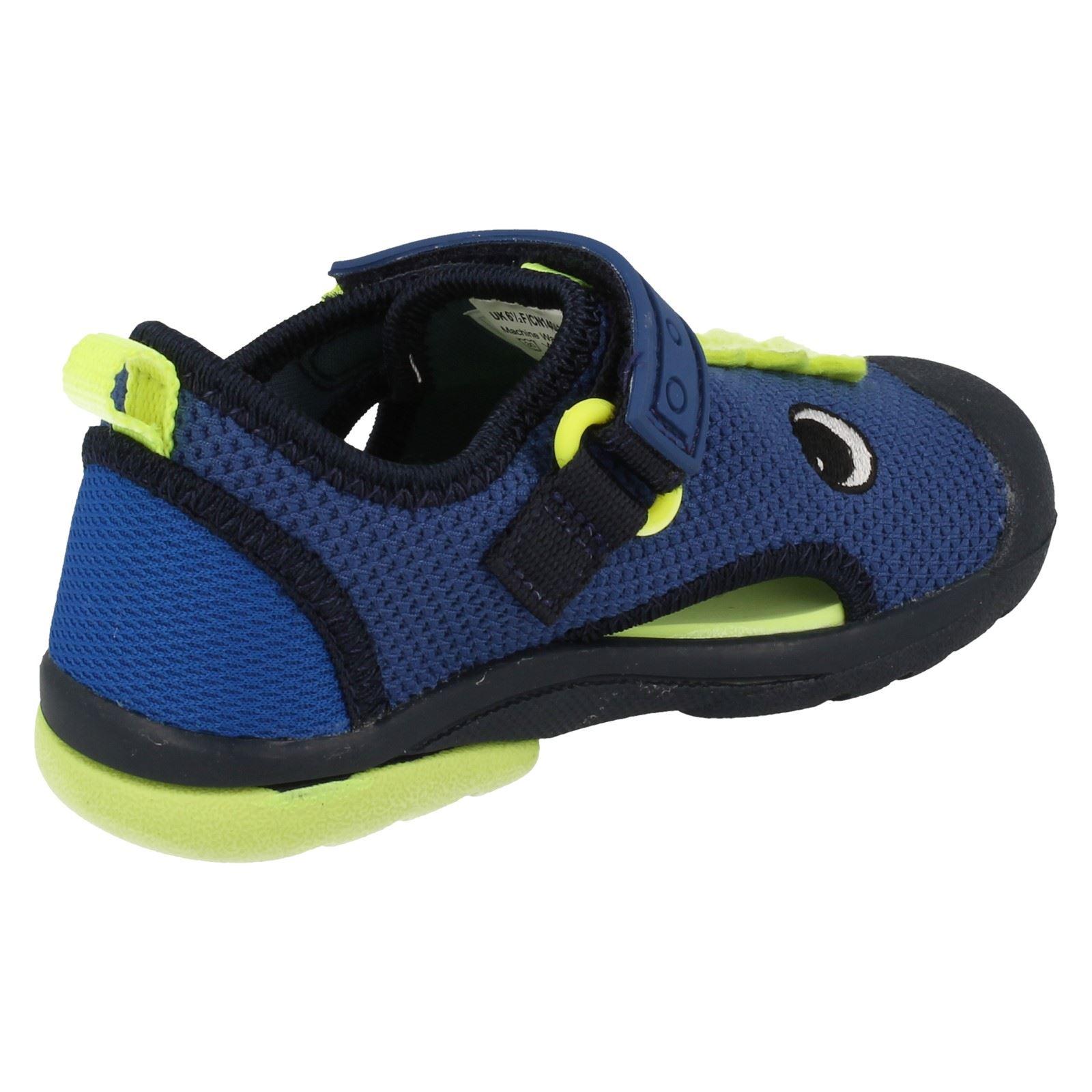 983b68e49b9c Clarks-Boys-Beach-Shoes-Beach-Curl thumbnail 4