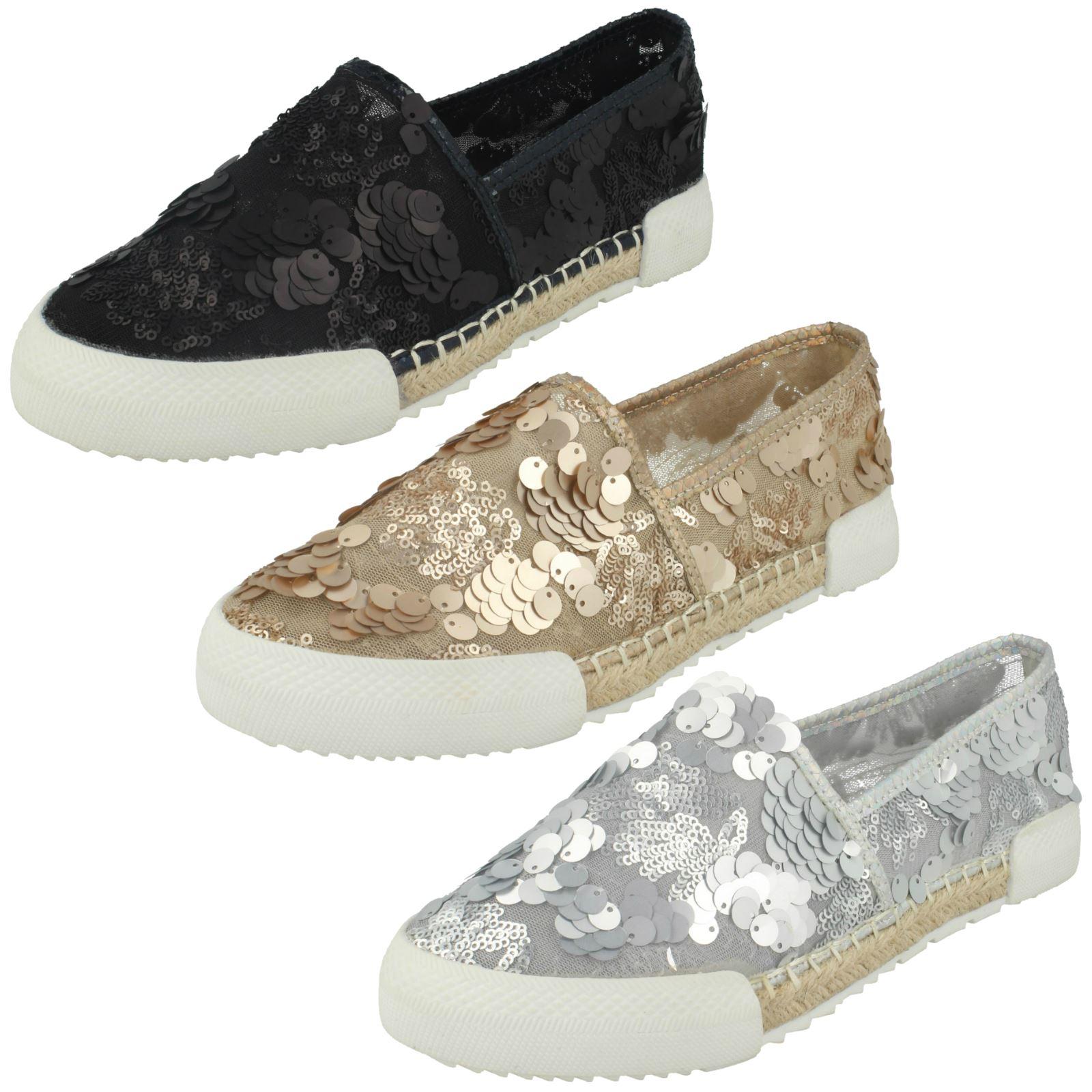 Dames: schoenen Platte schoenen, ballerina's DAMEN JAVER