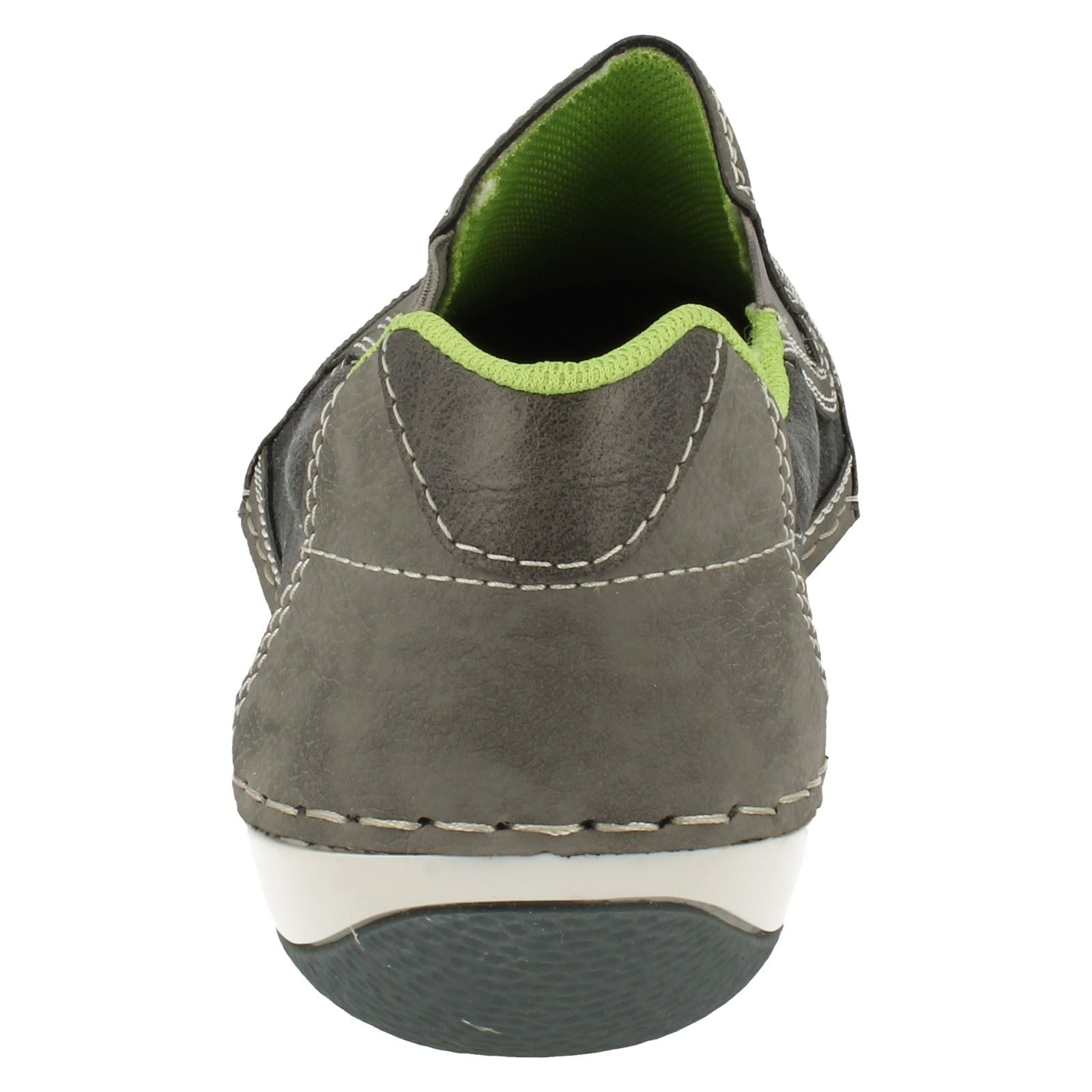 Rieker Casual Grey Shoes Mens B9251 S6rwSxqP5z