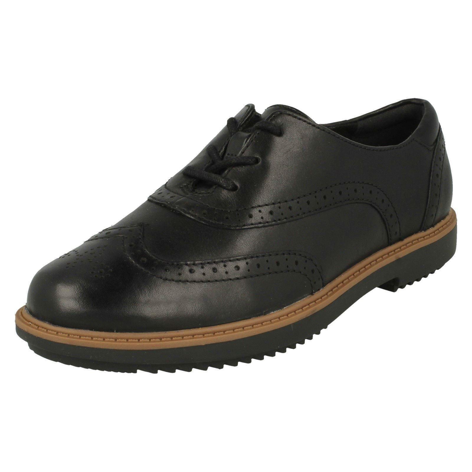 Damenschuhe Clarks Lace 'Raisie Up Brogue Style Schuhes 'Raisie Lace Hilde' ec5b76