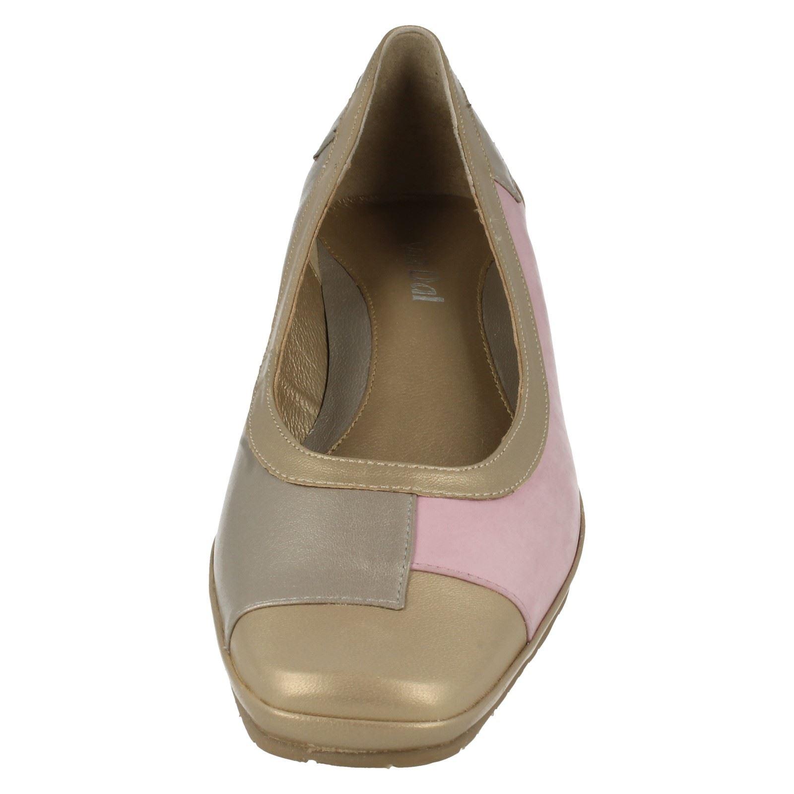 Ladies Van Dal Wedge Heeled Heeled Heeled shoes Haiti 8d4b49