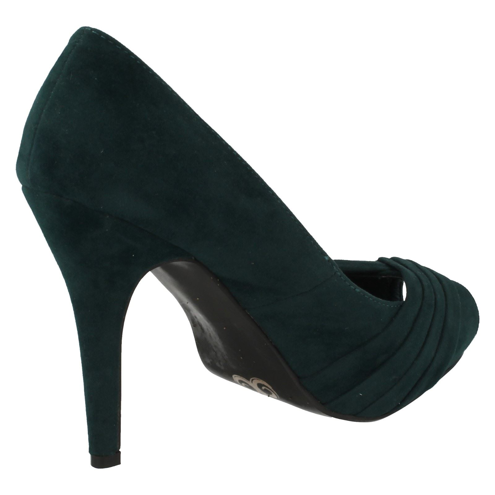 Zapatos señoras de punto de tacón