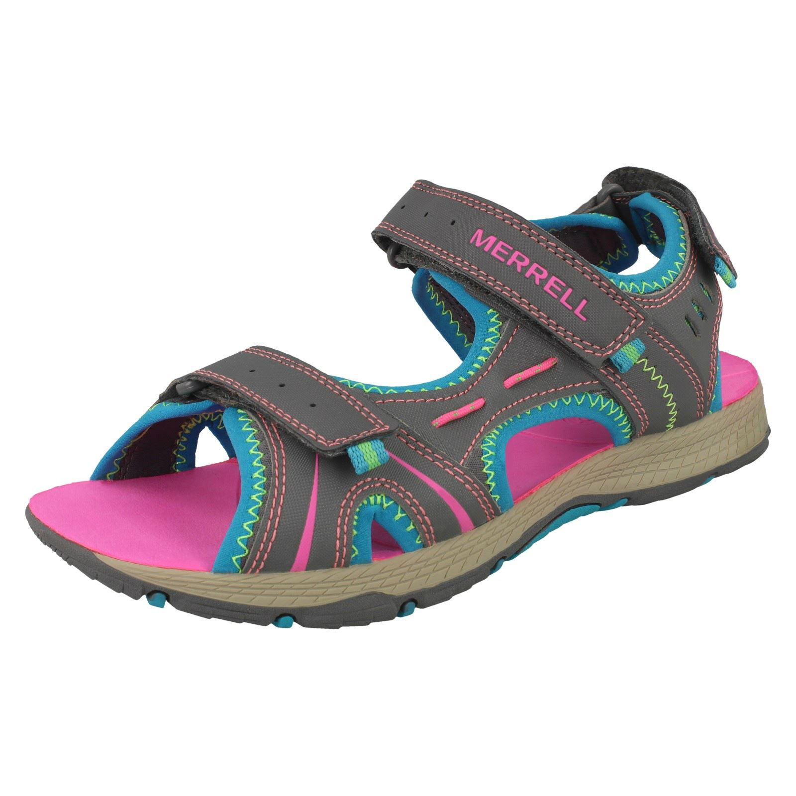 Sandals About Girls Panther Merrell Details Casual My53428a rtsQdChx