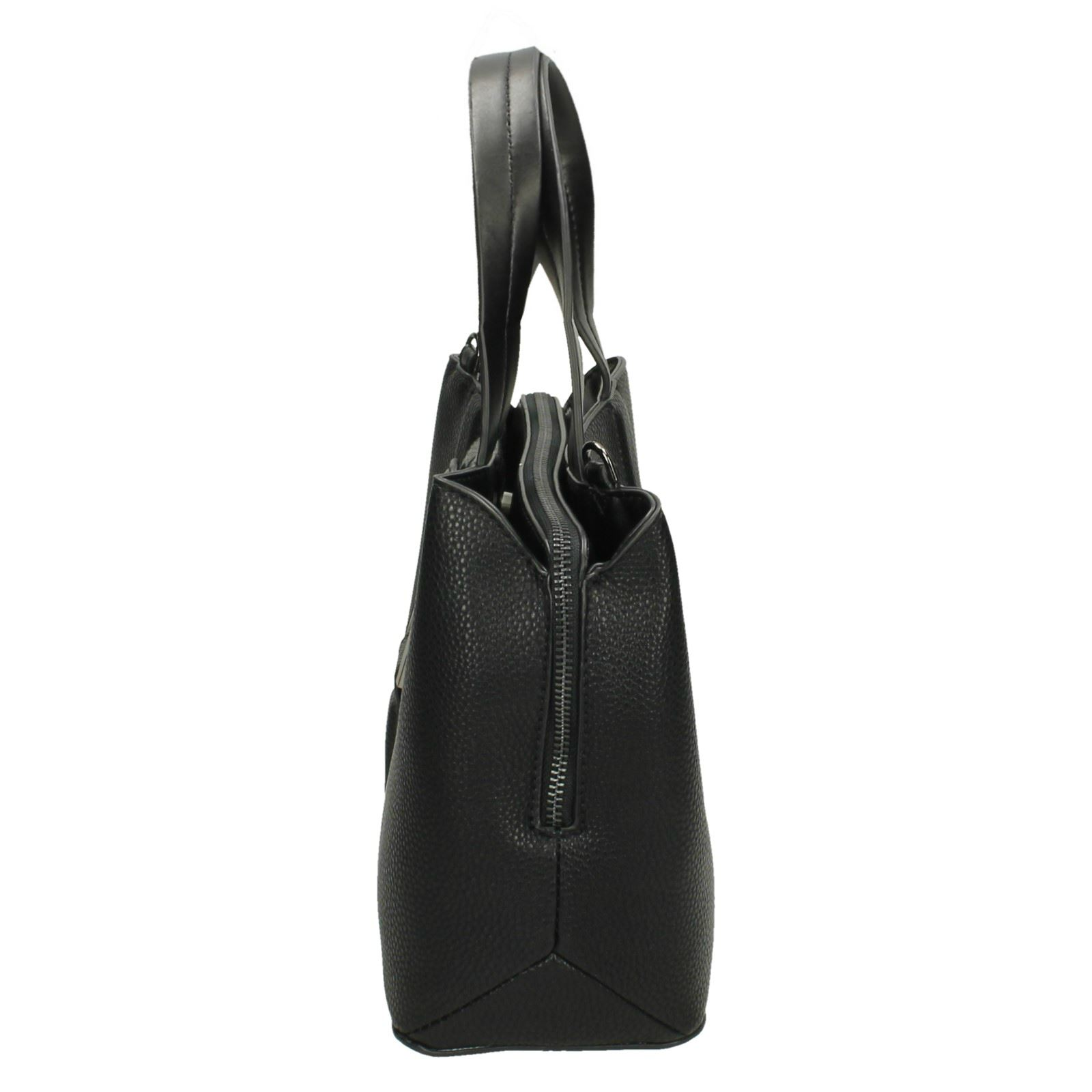 a89a6c2fe Ladies Clarks Synthetic Tote Bags Magnetize Me Black One Size. About this  product. Picture 1 of 11  Picture 2 of 11  Picture 3 of 11 ...