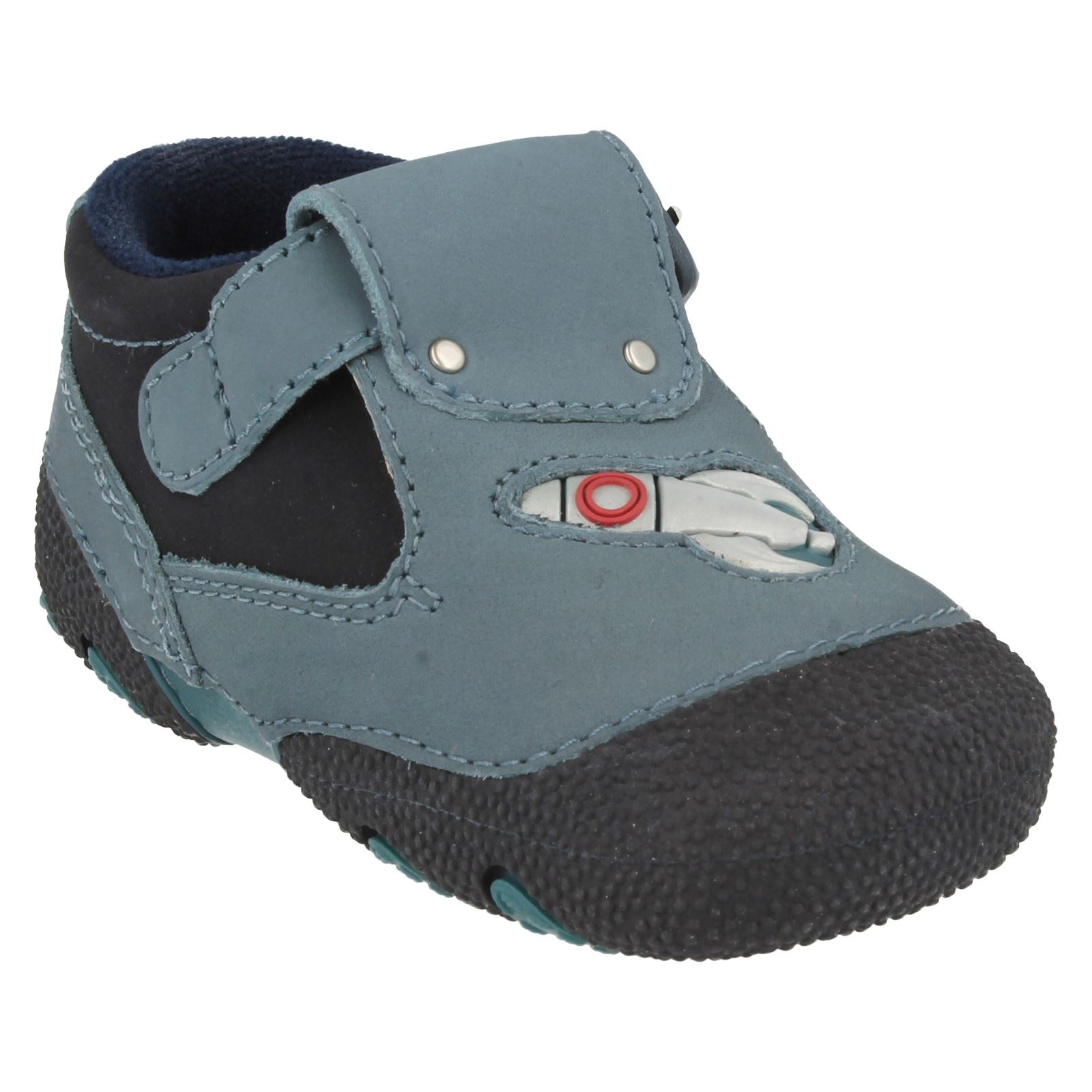 Chicos Startrite pre-walkers Zapatos rocketship