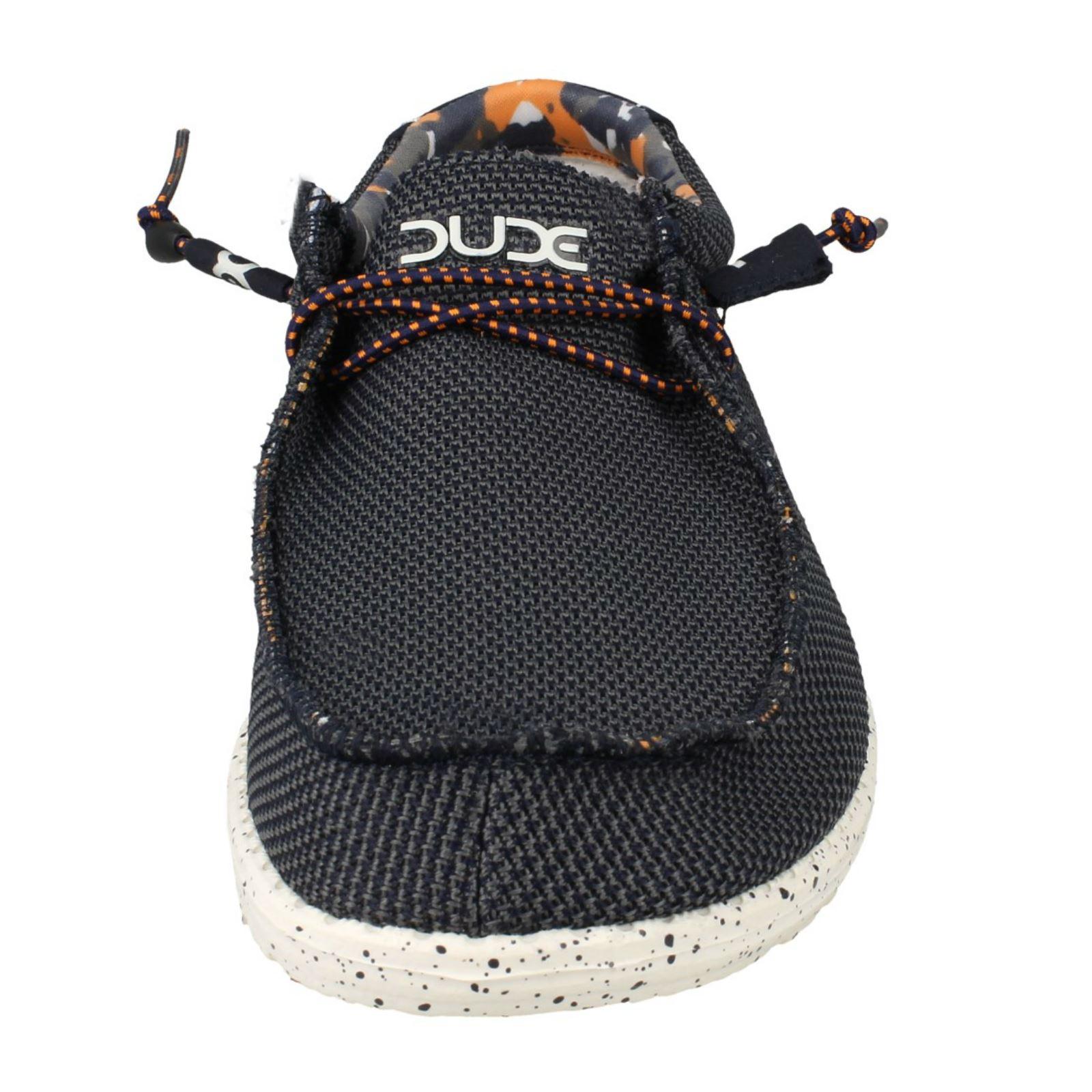 Herren Hey Dude Deck Deck Deck Schuhes Wally Sox b30b20