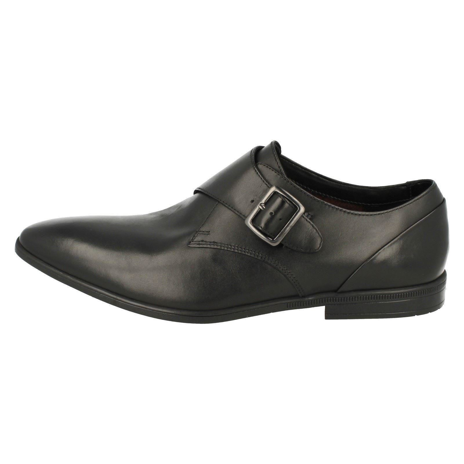 Mens Clarks Bampton Formal Slip On Schuhes Bampton Clarks Work c37279