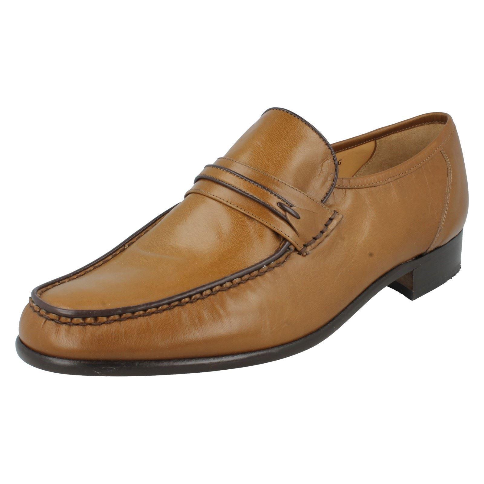 Homme Mocassin Grenson Smart à Enfiler Mocassin Homme Chaussures Albany 7d326f