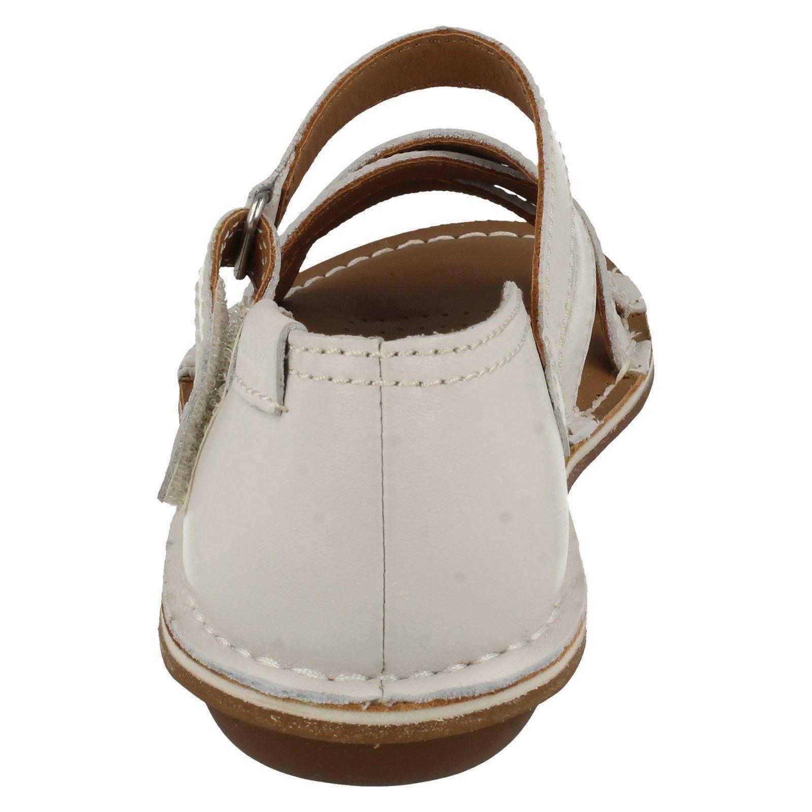 White Ladies bianco 'tustin Sahara' Clarks Off Casual Summer Sandali qZFpaq