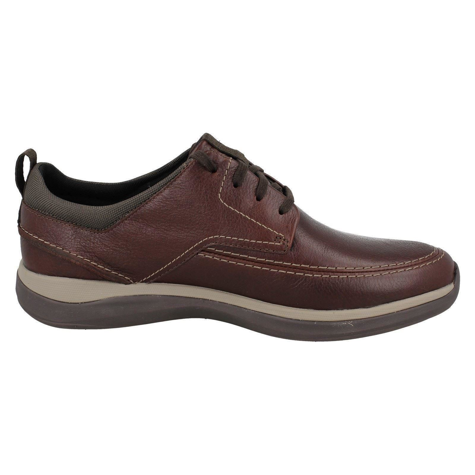 Mens-Unstructured-by-Clarks-Lace-Up-Shoes-039-Garratt-Street-039 thumbnail 14