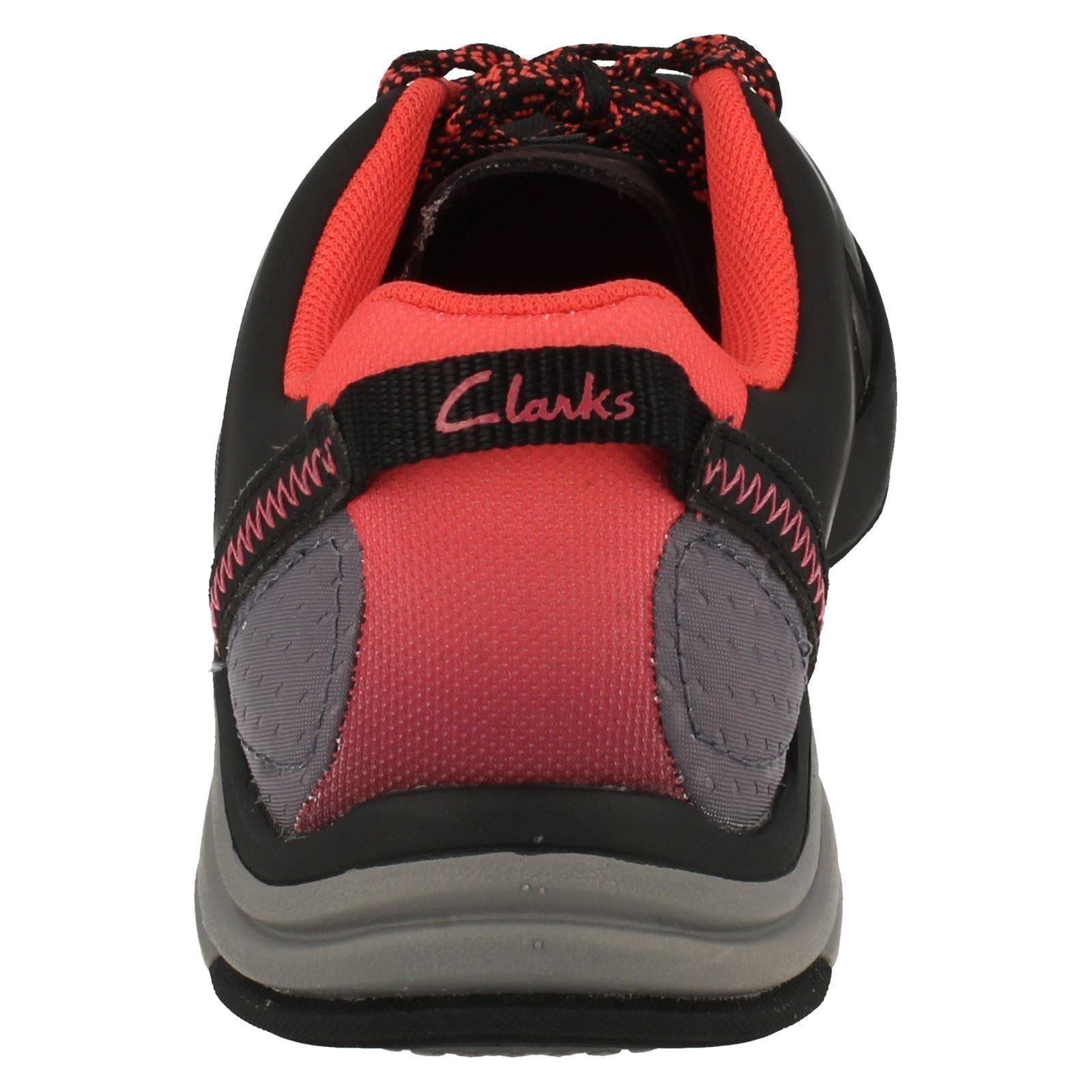 Sandali Donna Clarks Active Wear Wear Wear Scarpe da ginnastica WAVE KICK f5d0d3