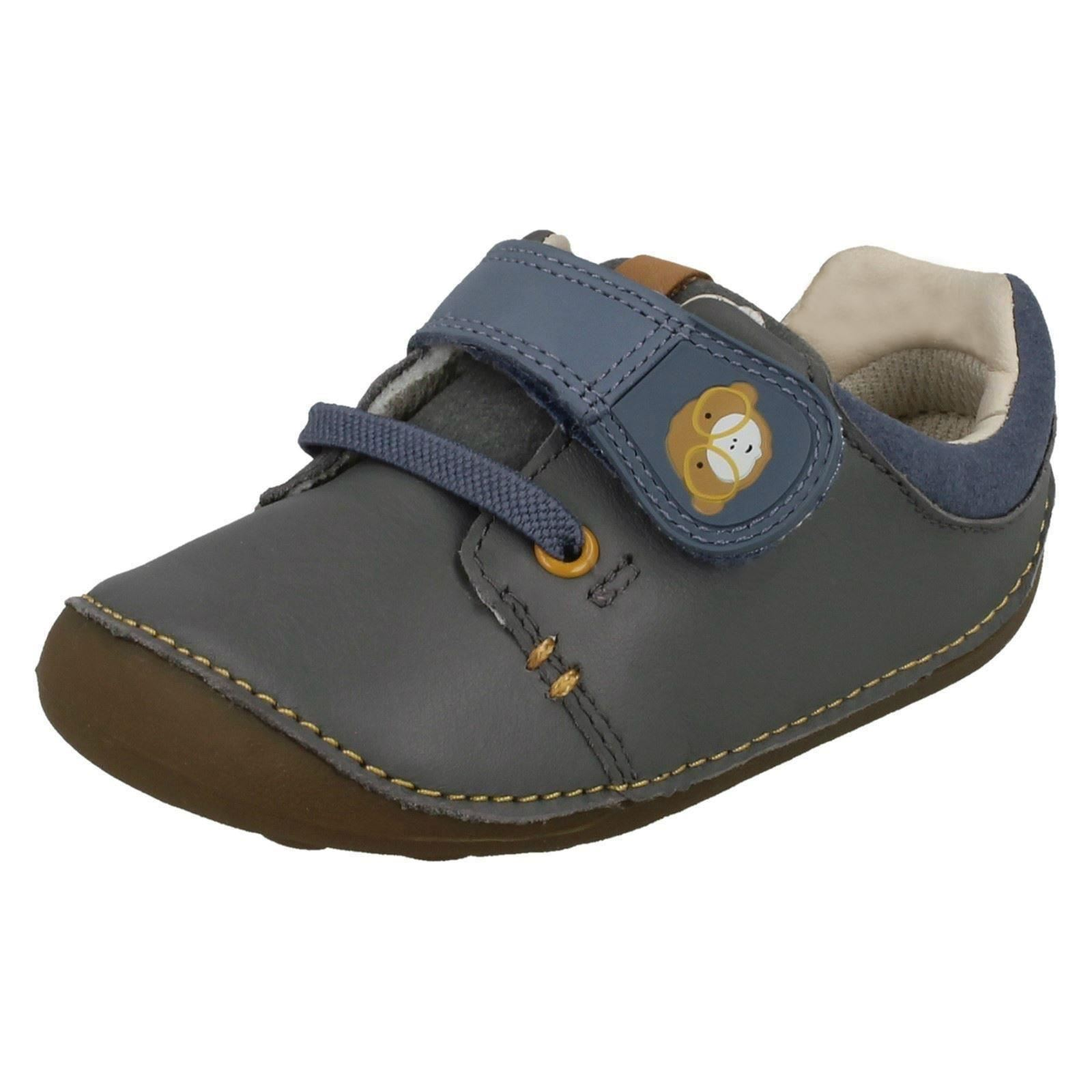 clarks baby boy shoes