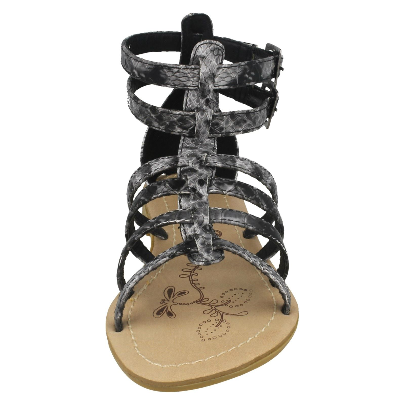 Spot on Niñas Sandalias Gladiador-H0047