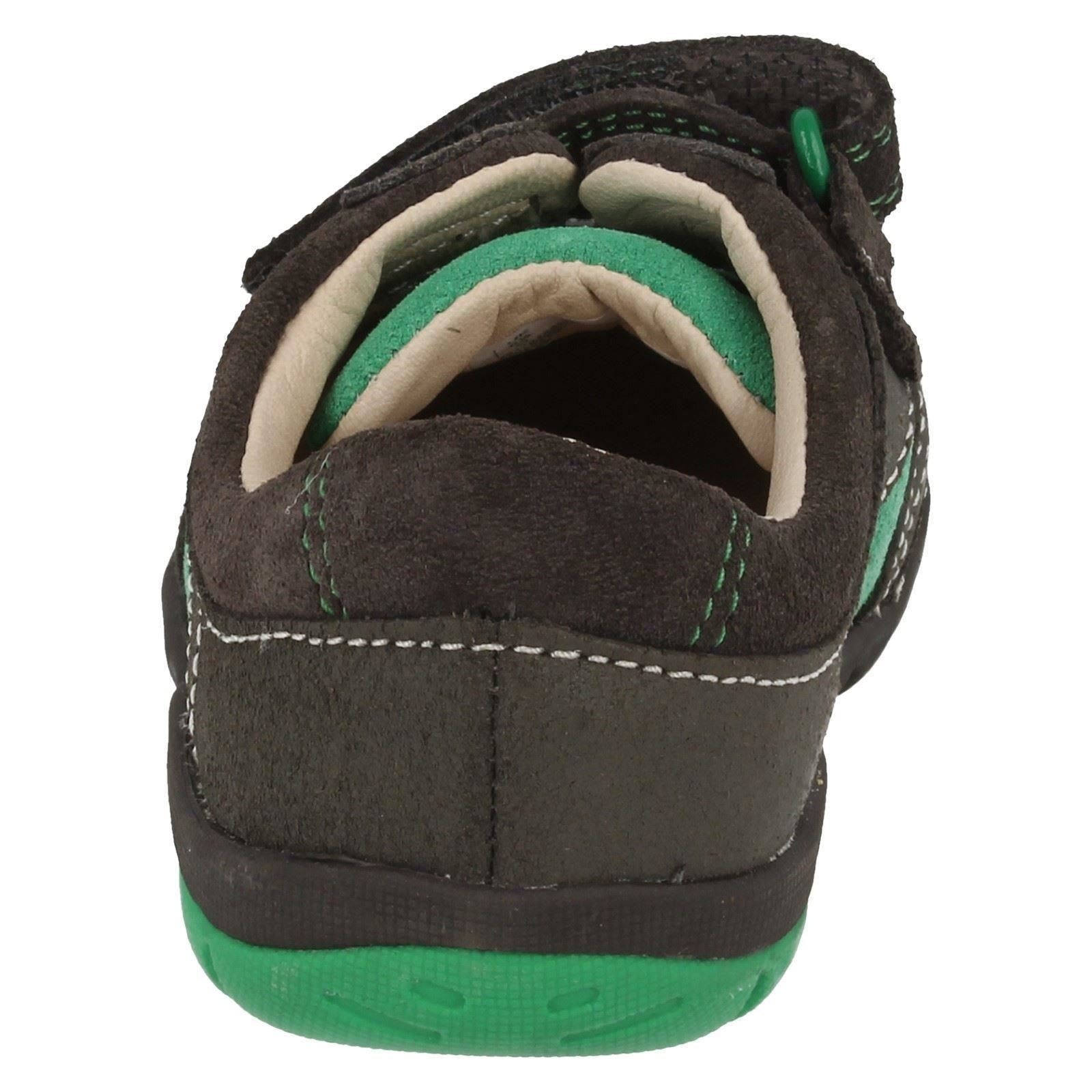 Boys Clarks Casual First Shoes Softly Lee