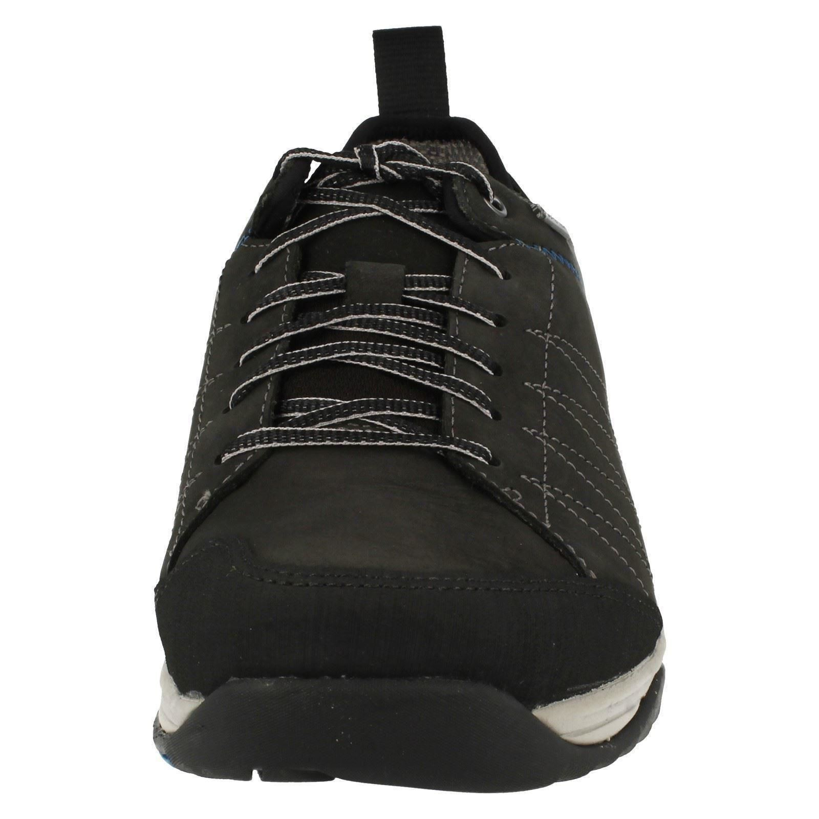Herren Clarks Casual Casual Casual Lace Up Schuhes Baystonelo GTX 647076