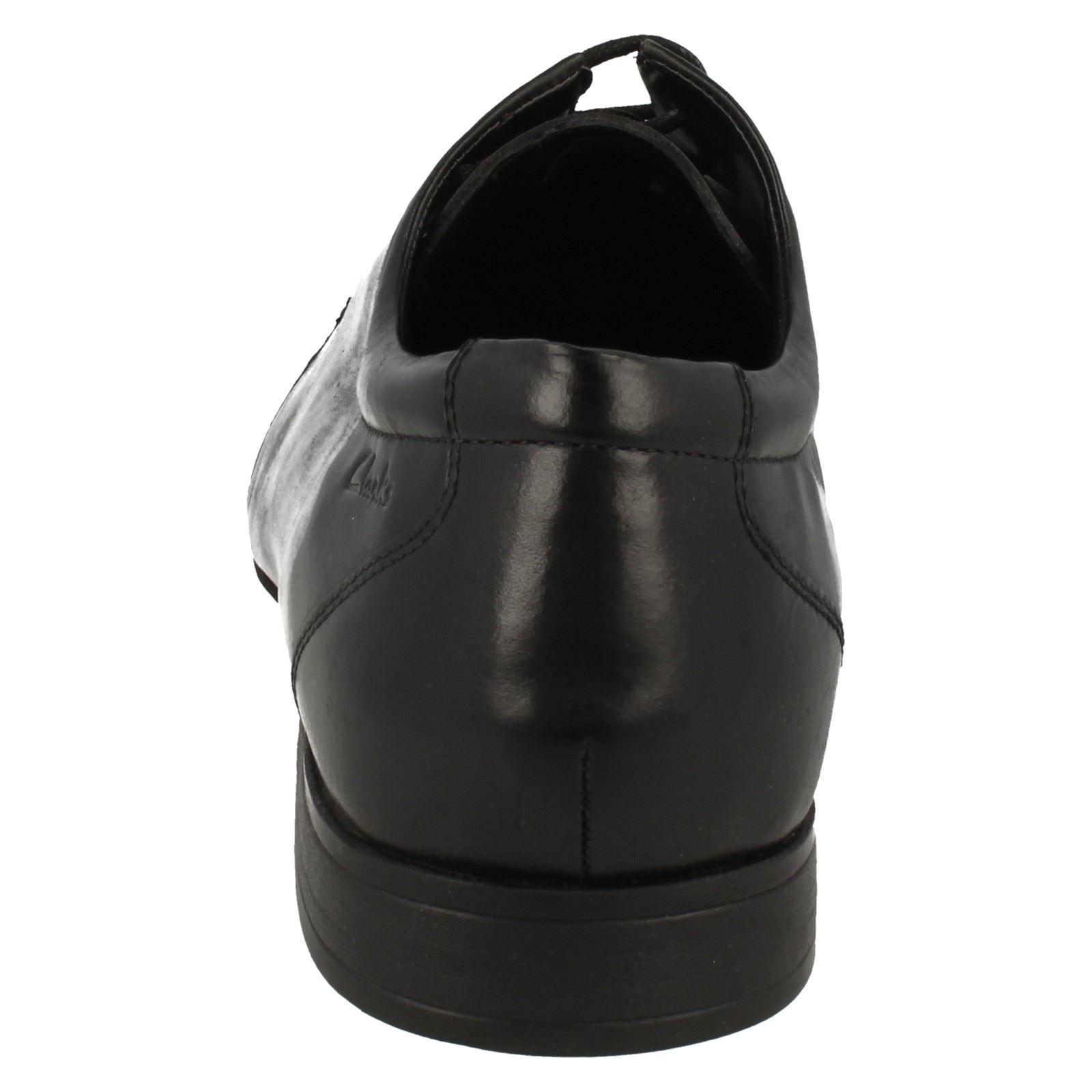 Hombre Hombre Hombre Clarks Smart Lace Up Zapatos - Agility Mode c3bf9e