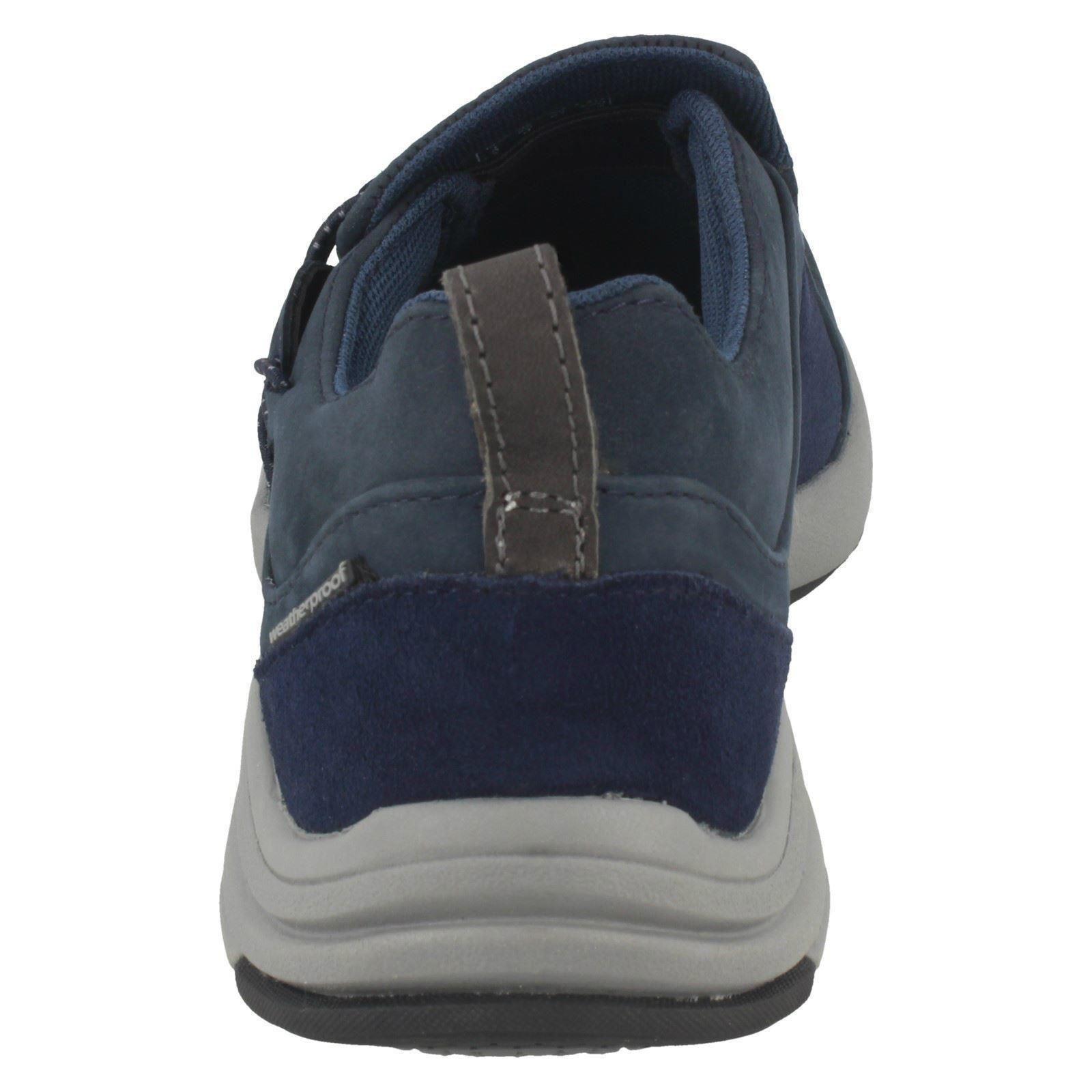 Clarks Zapatos-Wave Damas Informal Zapatos-Wave Clarks River a46318