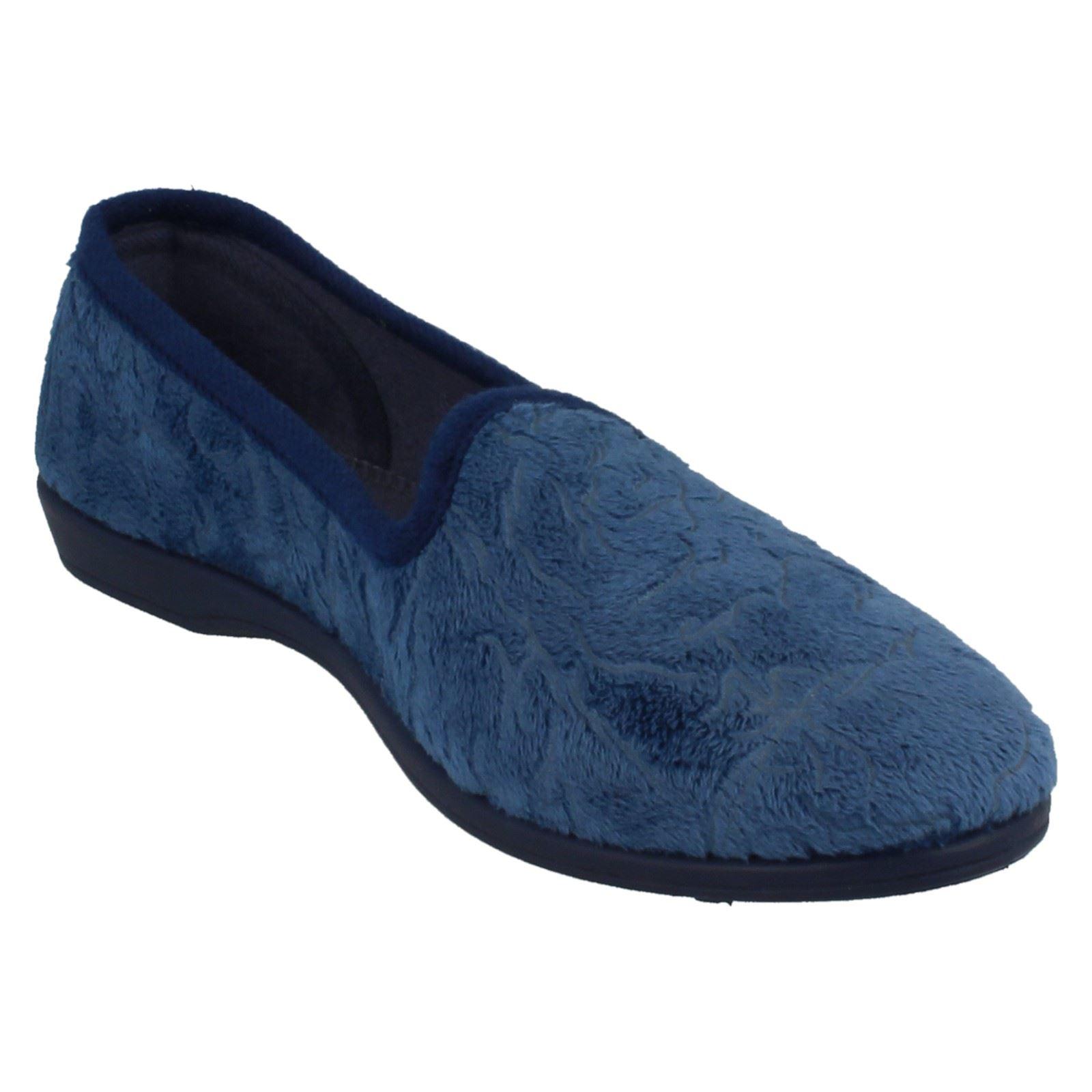 Zapatillas De Mujer Punto en plano