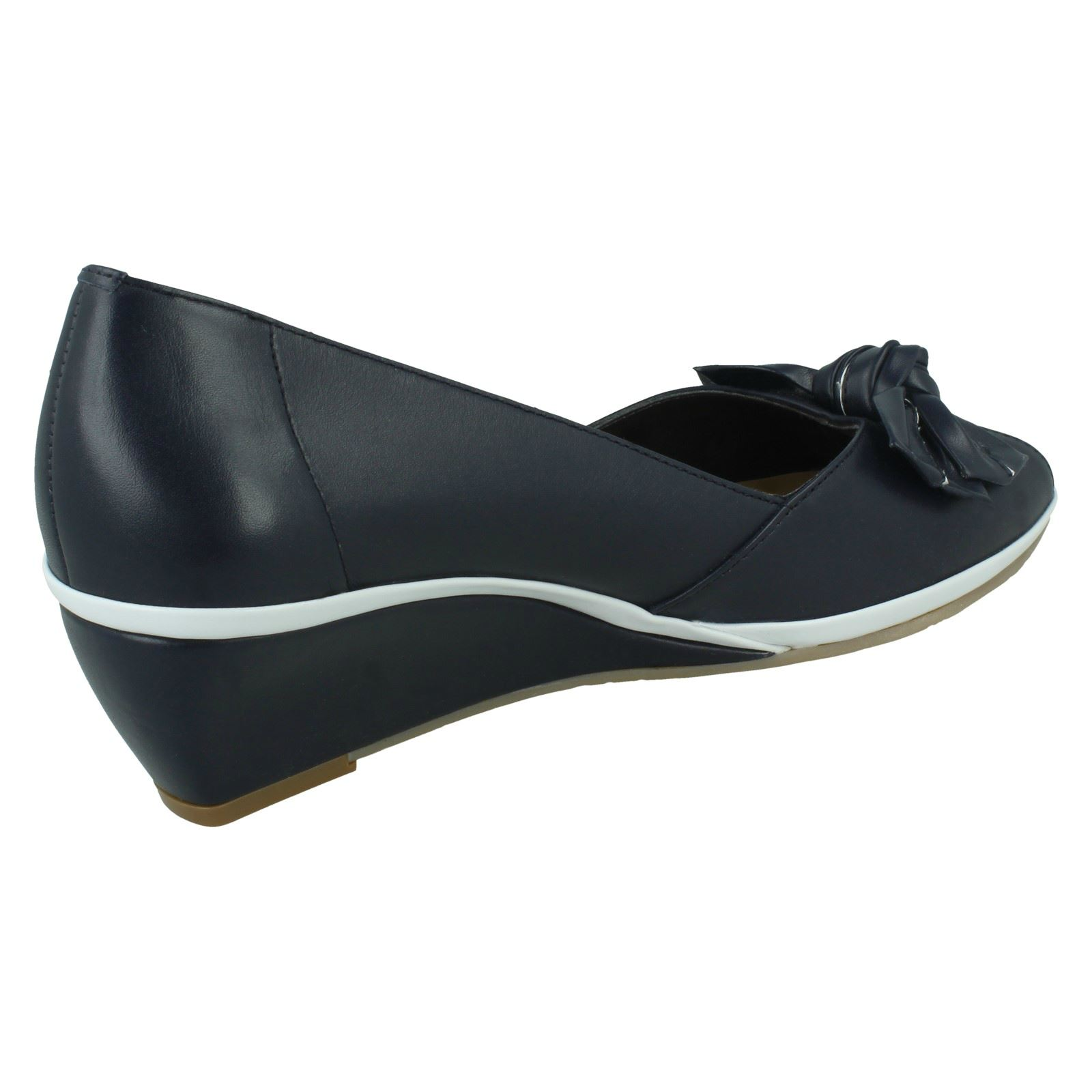 Ladies-Van-Dal-Casual-Peep-Toe-Wedges-Florida-II thumbnail 13