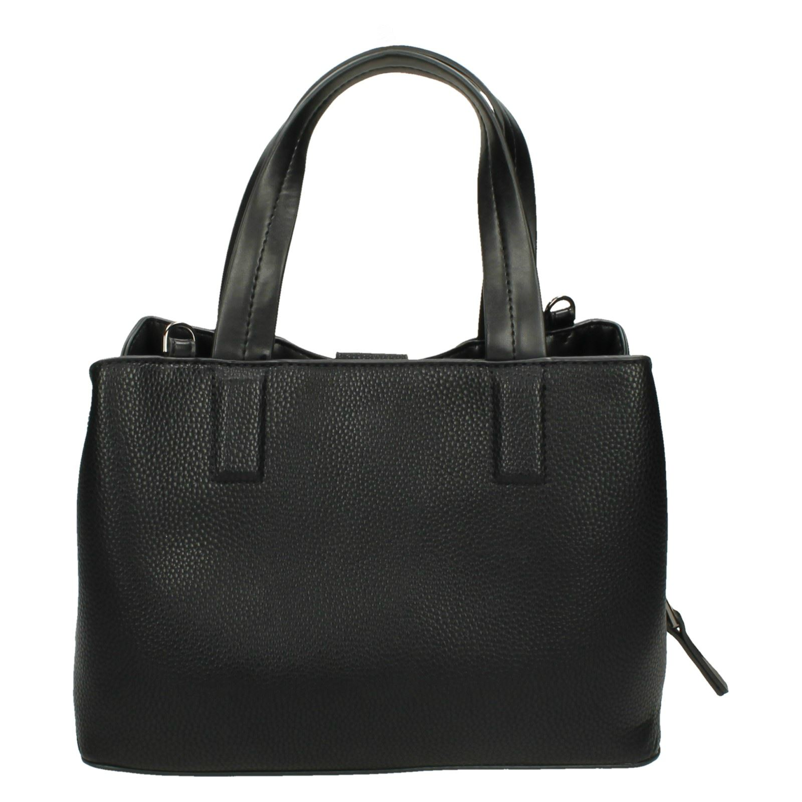 202a3a5bd Ladies Clarks Synthetic Tote Bags Magnetize Me Black One Size for ...