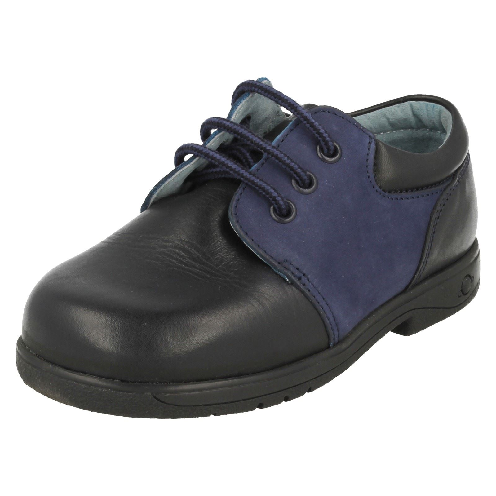 Infant Boys Startrite Lace Up Shoes Swamp